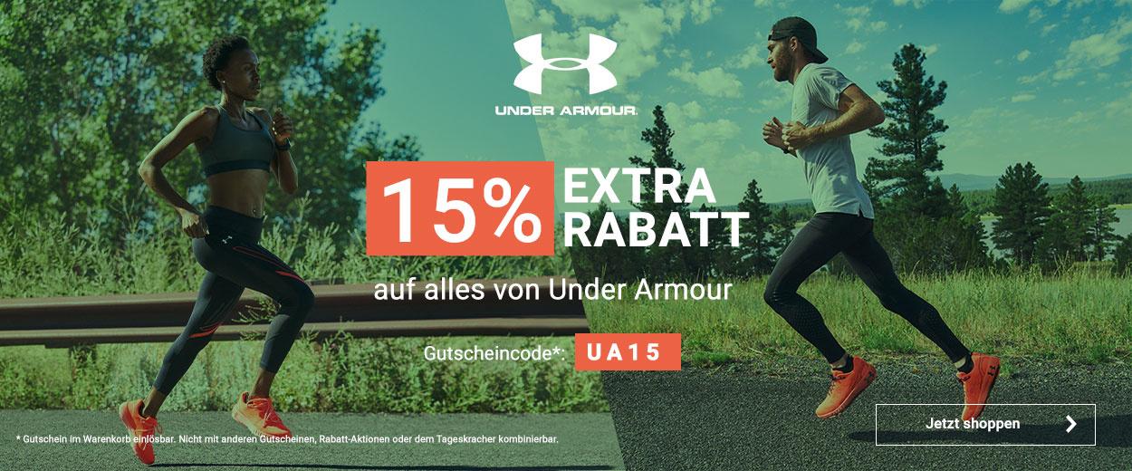 -15% Under Armour