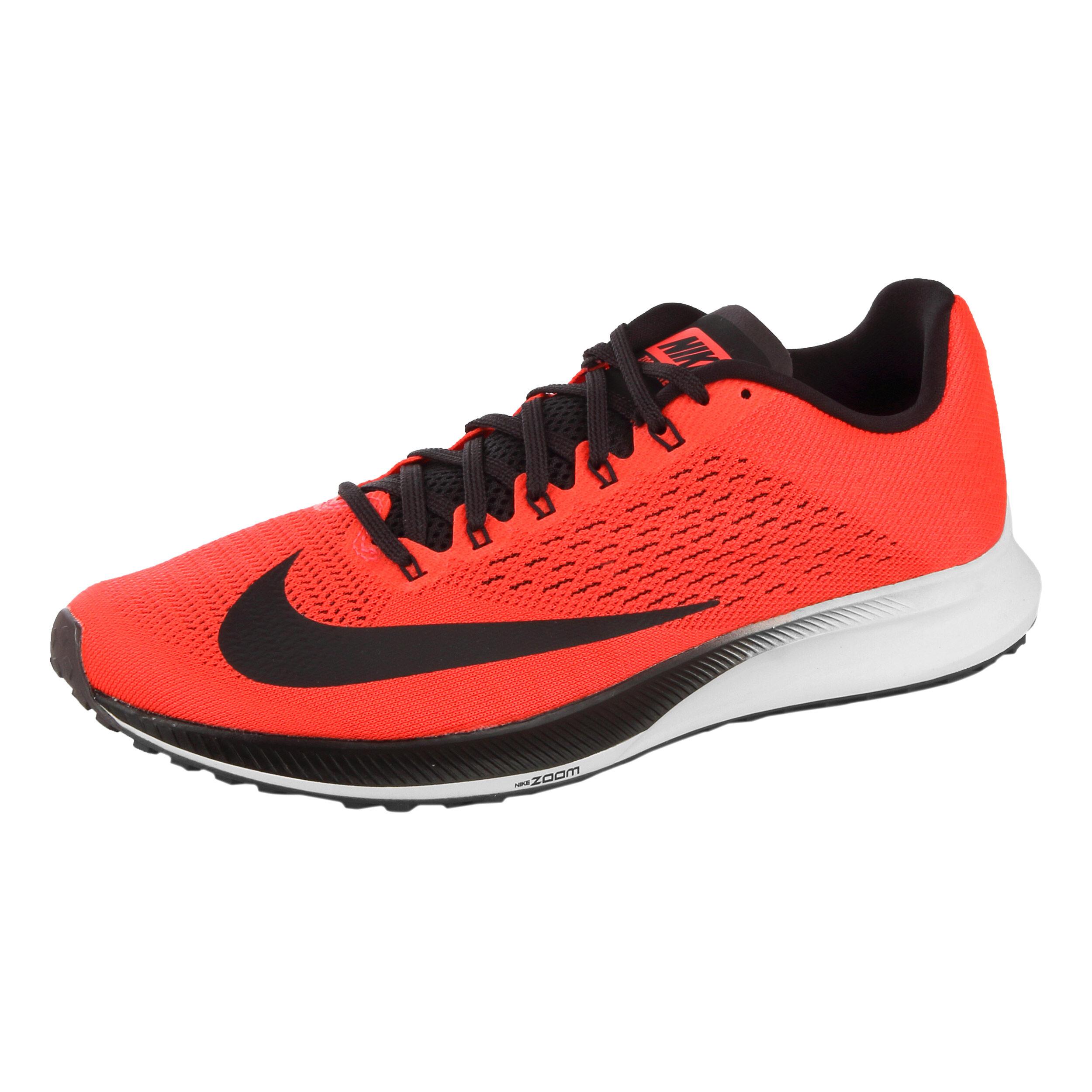 RotSchwarz Elite 10 Nike Air Zoom Neutralschuh Herren WH29DIEY