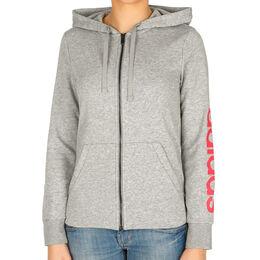 Essential Linear Full-Zip Hoodie Women