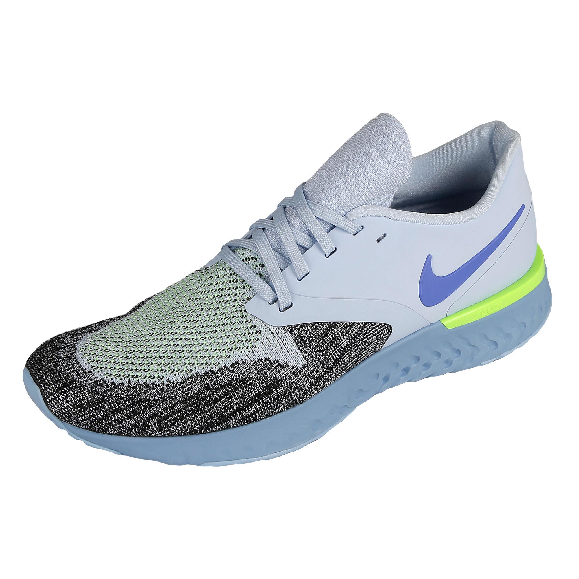 3043c950a7237c Nike Odyssey React Flyknit 2 Neutralschuh Herren - Grau