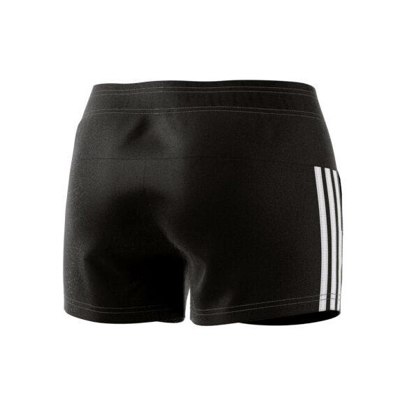 adidas Essentials 3Stripes Shorts Damen Schwarz, Weiß