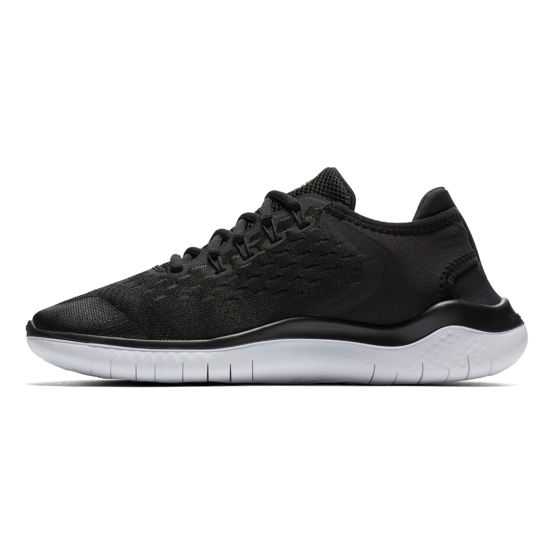 Nike Free Run 2018 Natural Running Schuh Kinder Schwarz, Weiß ... Jeder beschriebene Artikel ist verfügbar