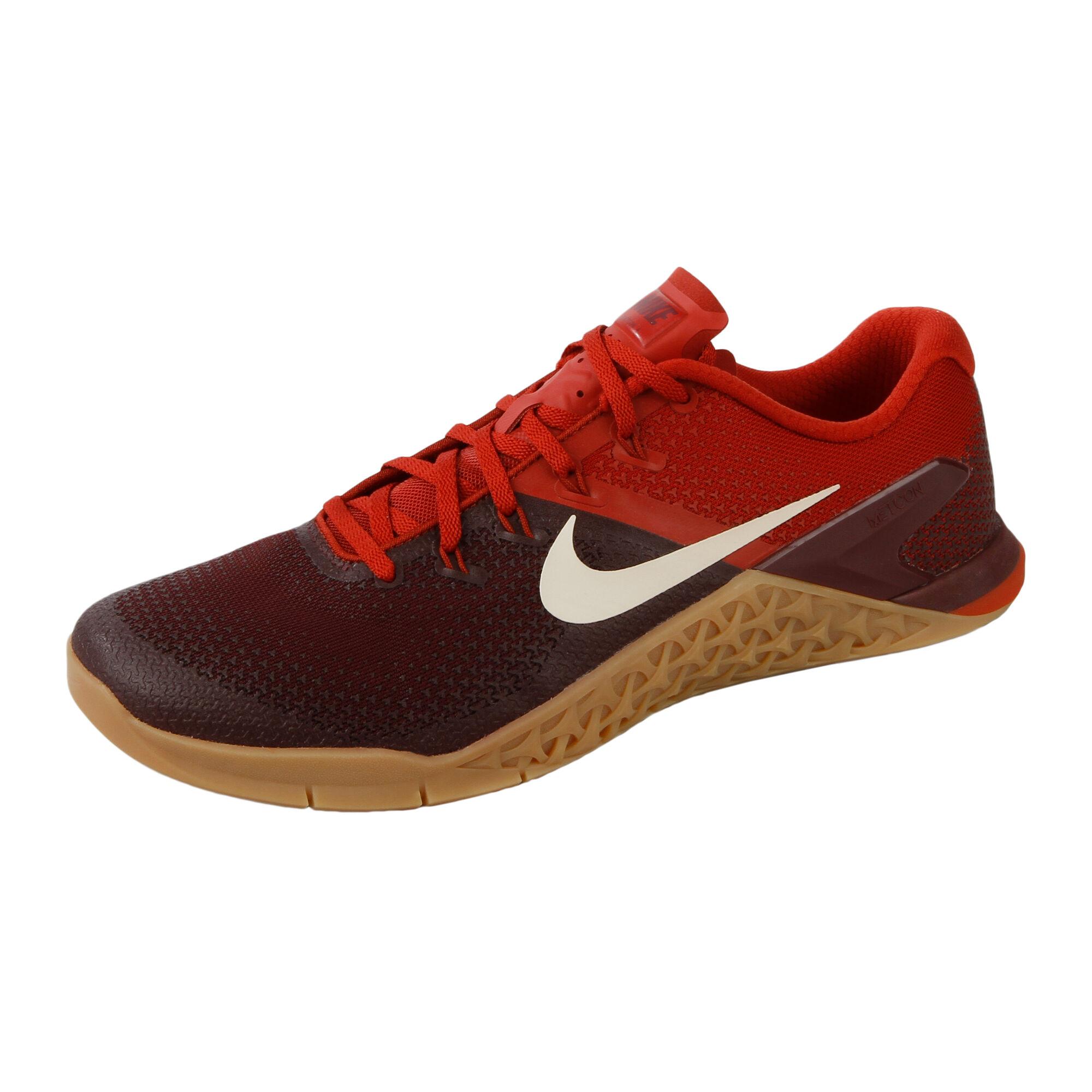 reputable site b0258 dde78 Nike Metcon 4 Fitnessschuh Herren - Dunkelrot, Rot online ka