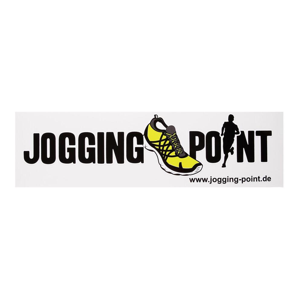 Jogging-Point Autoaufkleber nosize JP Autoaufkleber