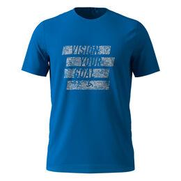 T-Shirt Shortsleeve Crew Neck Millennium Element Print Men
