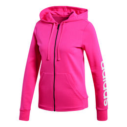 Essential Linear Full-Zip Hoodie Women