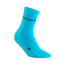 Neon Mid-Cut Socks Women