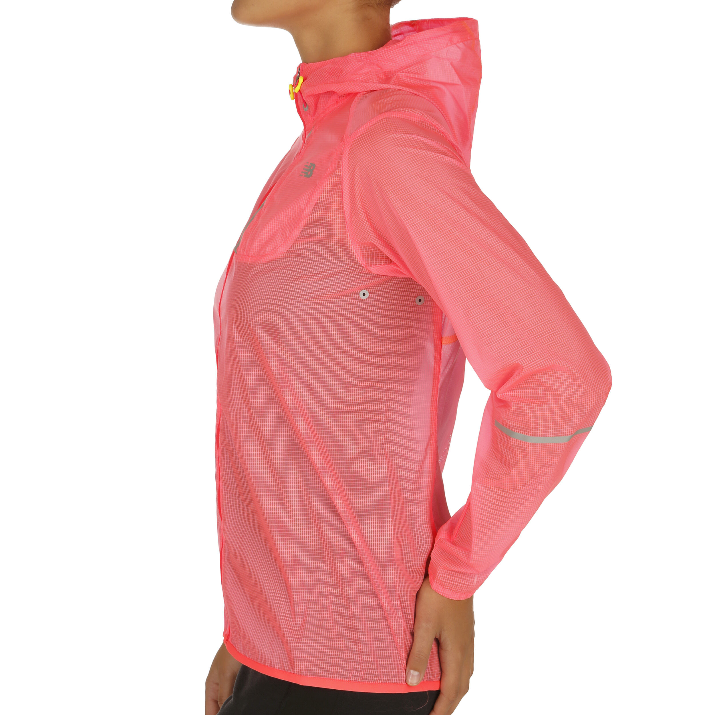New Balance Lite Packable Laufjacke Damen - Rosa online ...