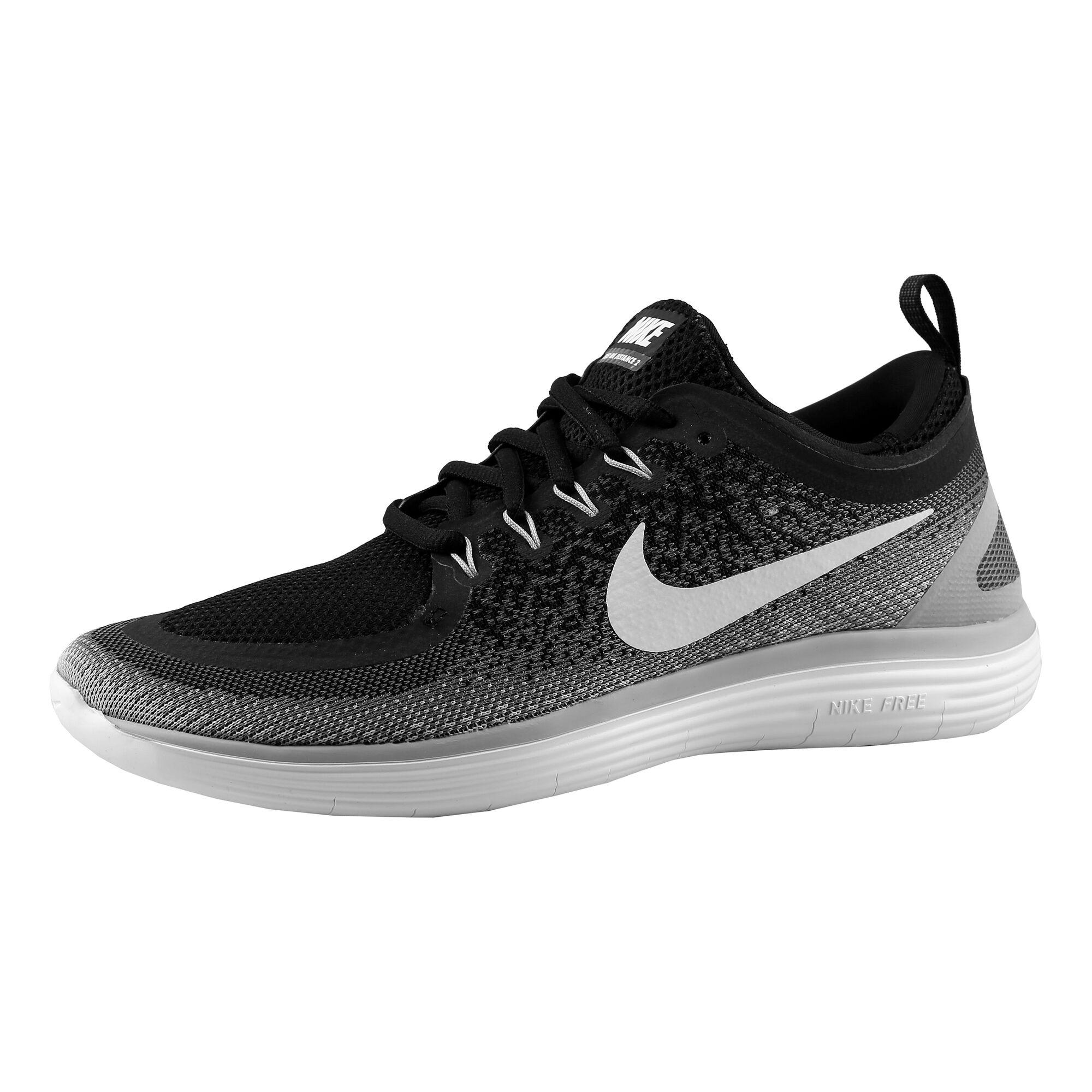 reputable site dde74 82df2 Nike Free Run Distance 2 Natural-Running Schuh Damen - Schwa