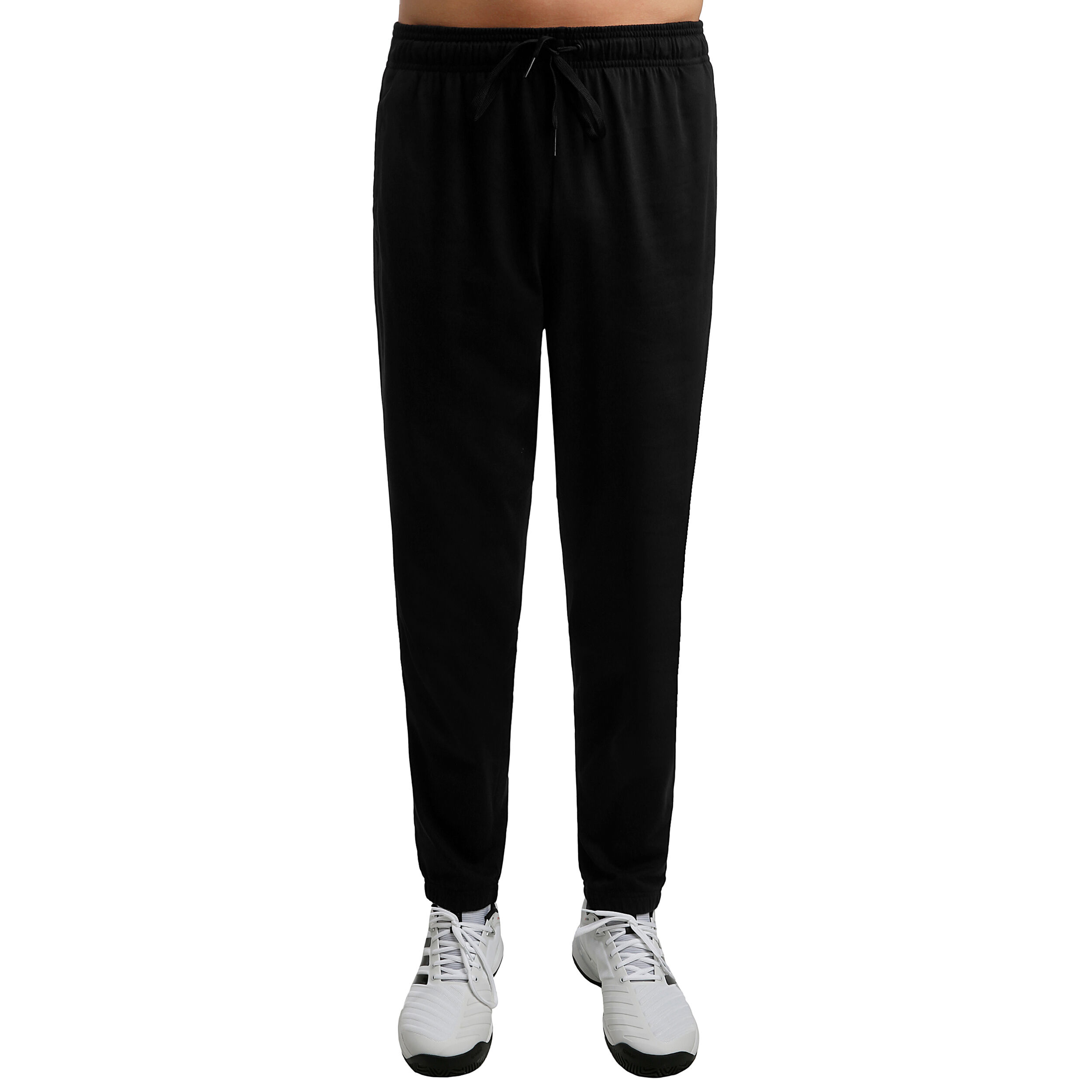 adidas Essentials Linear Single Jersey Trainingshose Herren