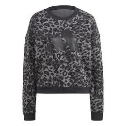 All Over Print Crew Sweatshirt Women