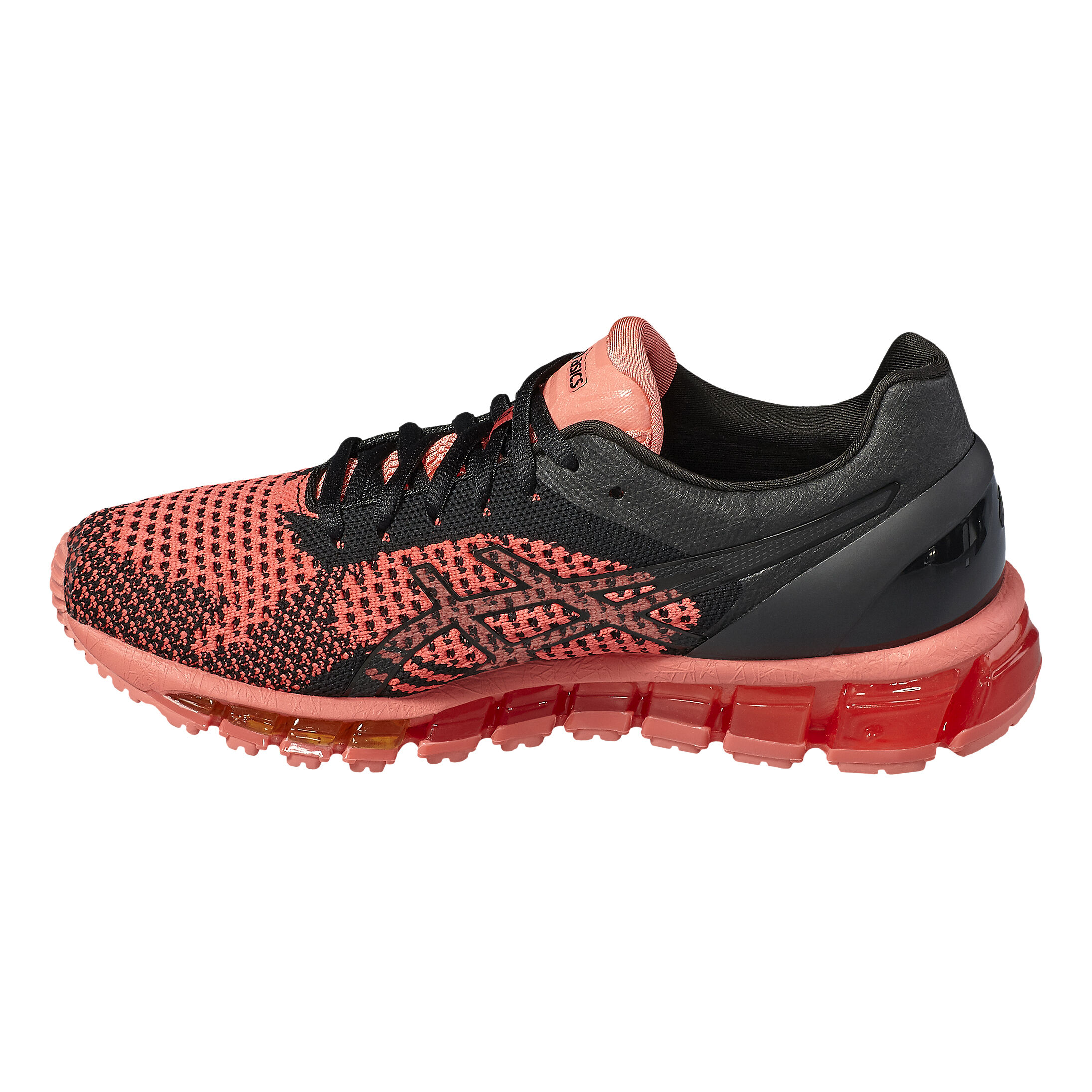 Asics Gel Quantum 360 Knit Neutralschuh Damen Orange