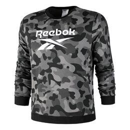 Camo AOP Crew Sweatshirt