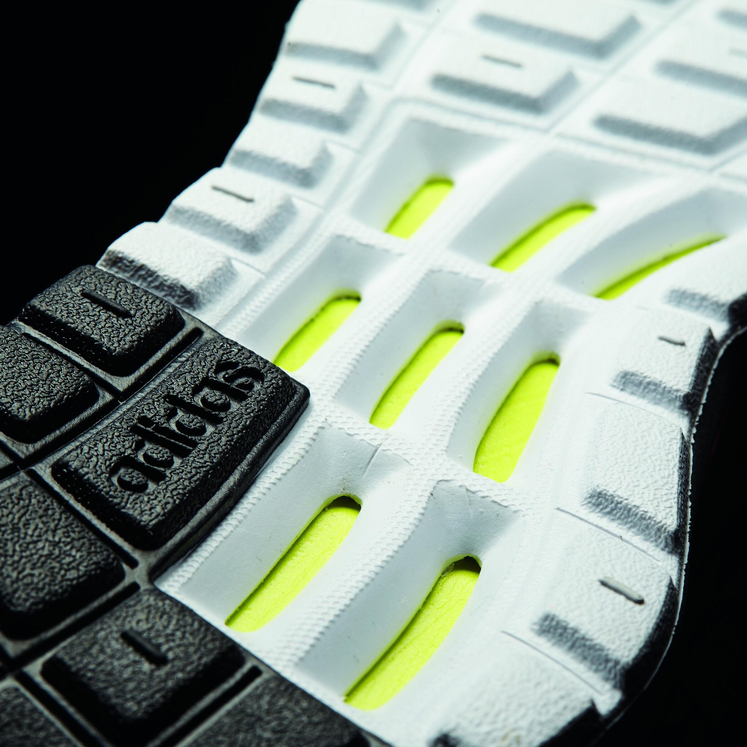 adidas NEO Cloudfoam Super Racer Sneaker Herren Schwarz