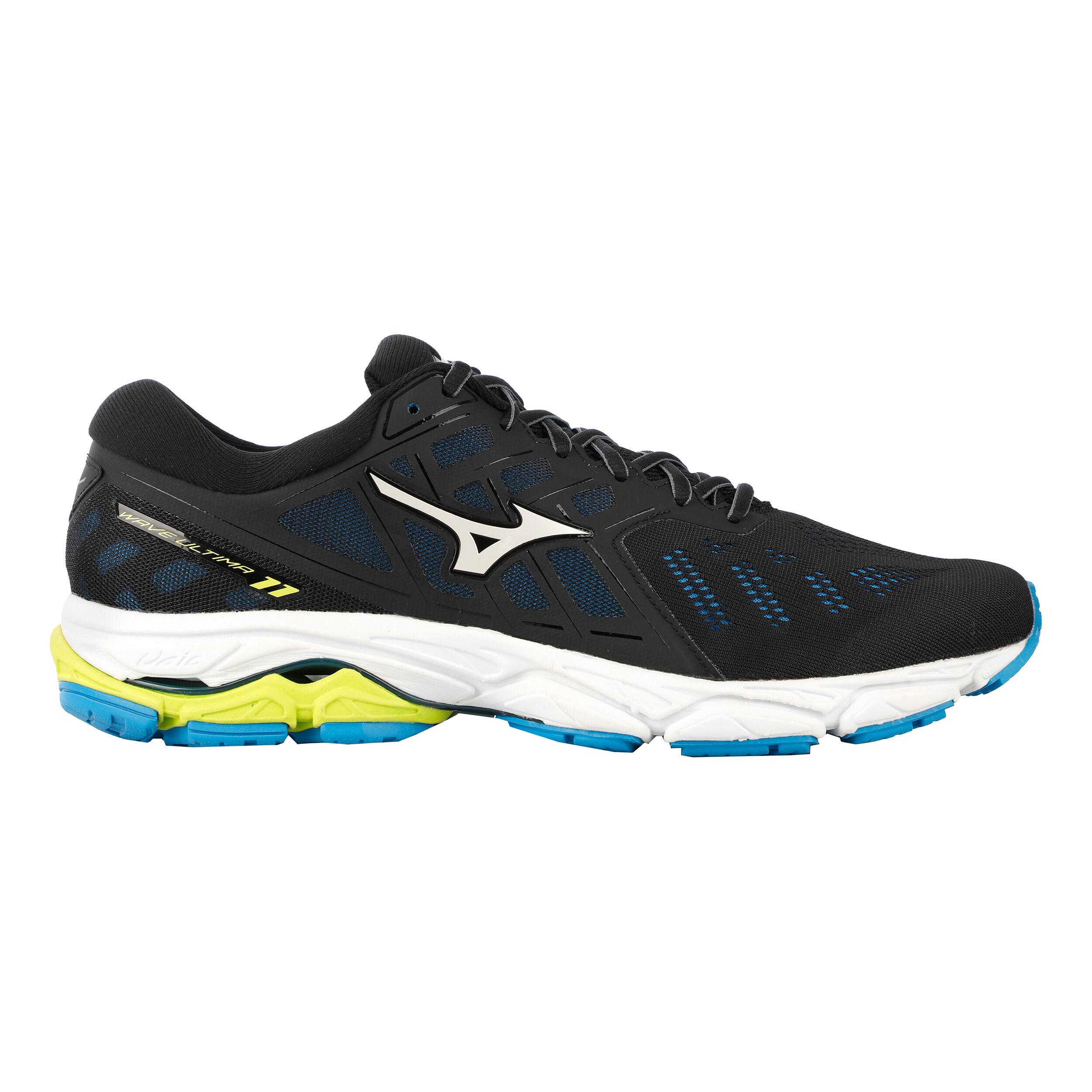 Mizuno Damen Wave Sonic 2 Turnschuhe Laufschuhe Sneaker Blau Laufen Jogging