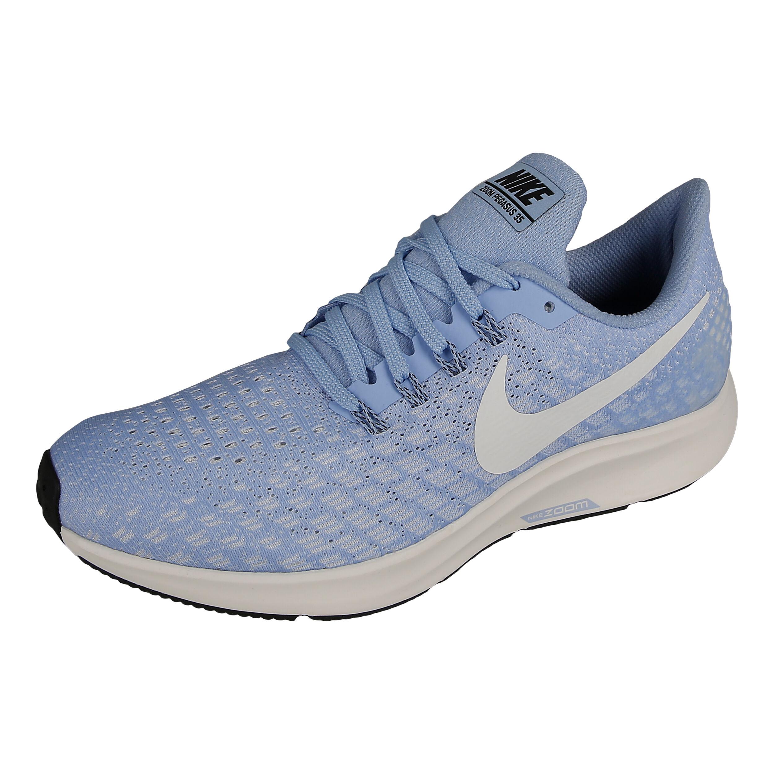 Nike Air Zoom Pegasus 35 Neutralschuh Damen - Hellblau, Weiß online ...