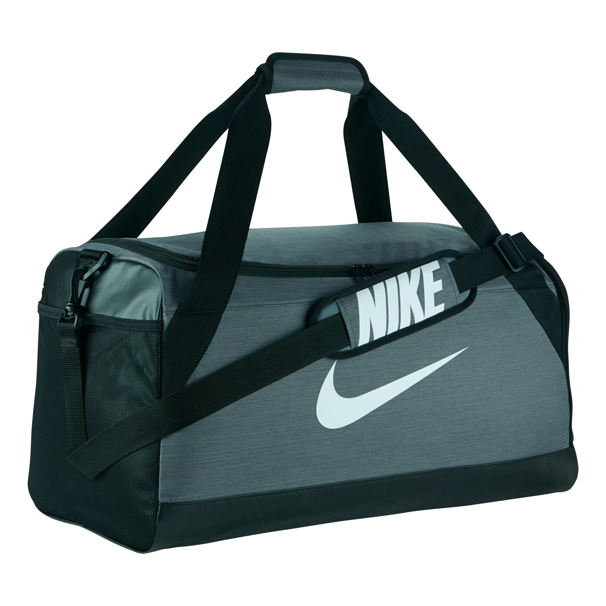 8bb844c0ddde4 Nike Brasilia Duffel Sporttasche Mittel - Grau