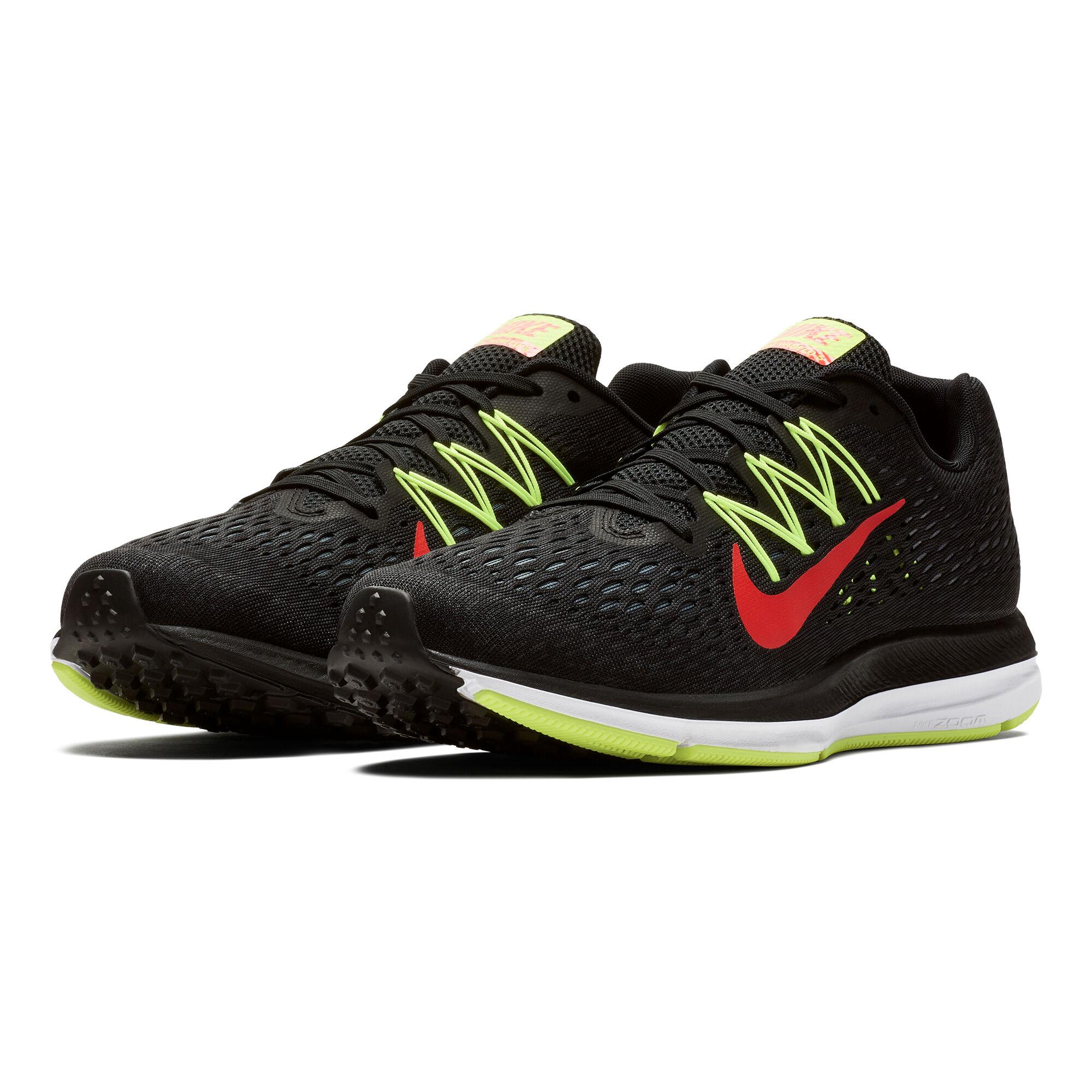 b3387d01c39 Nike Zoom Winflo 5 Herren - Schwarz, Neongrün online kaufen ...