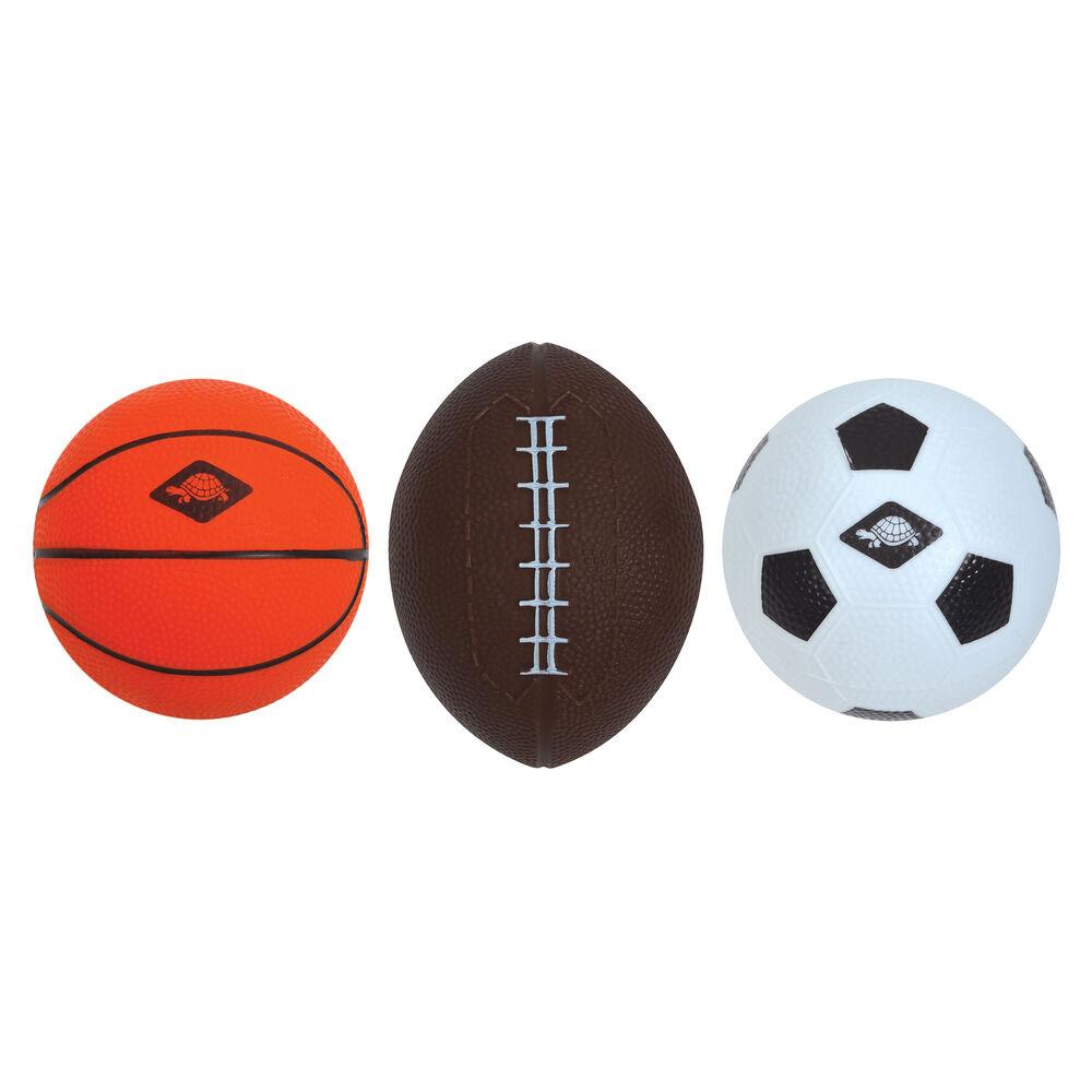 3 In 1 Mini Balls Set
