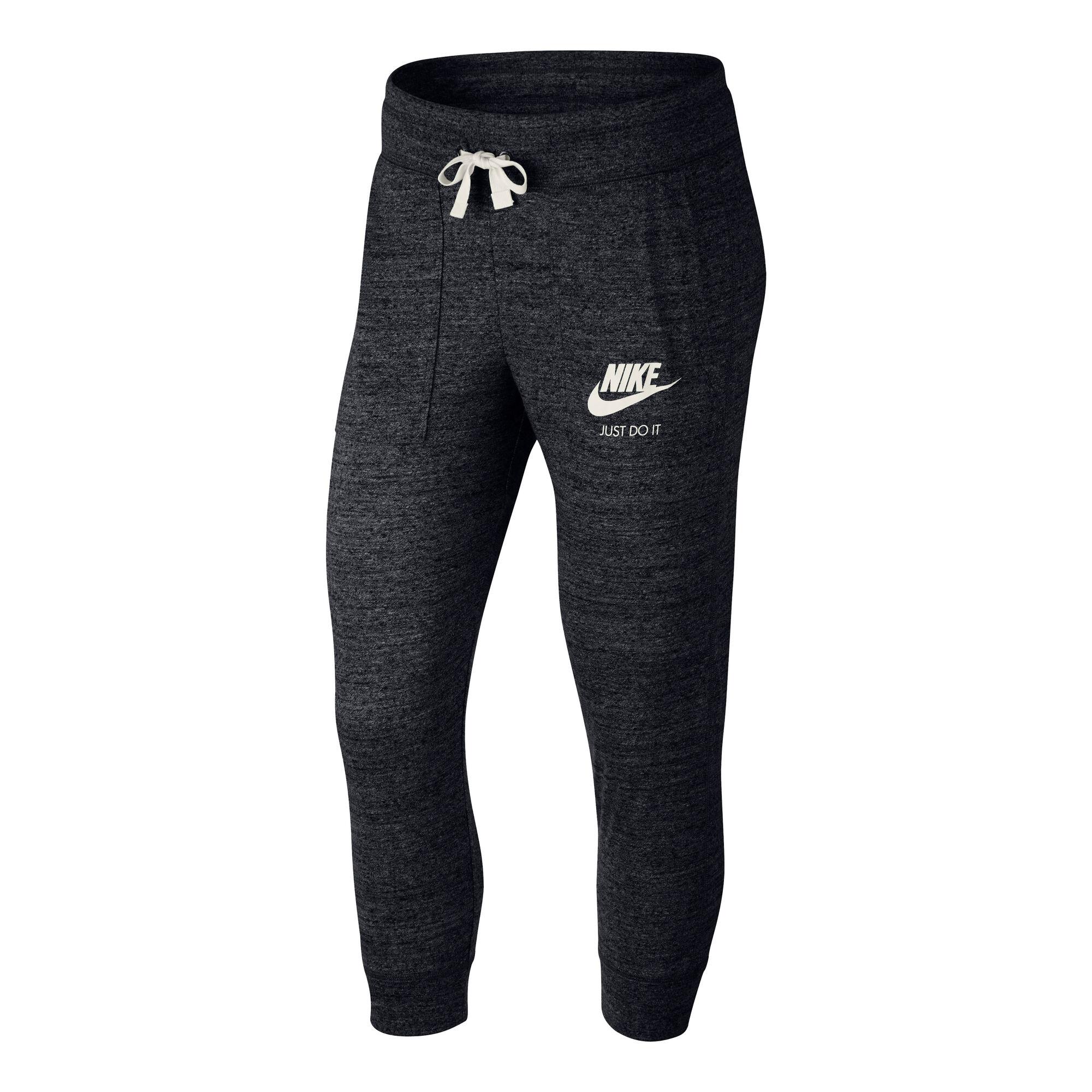 2f714777f4fddd Nike Sportswear Gym Vintage Trainingshose Damen - Dunkelgrau
