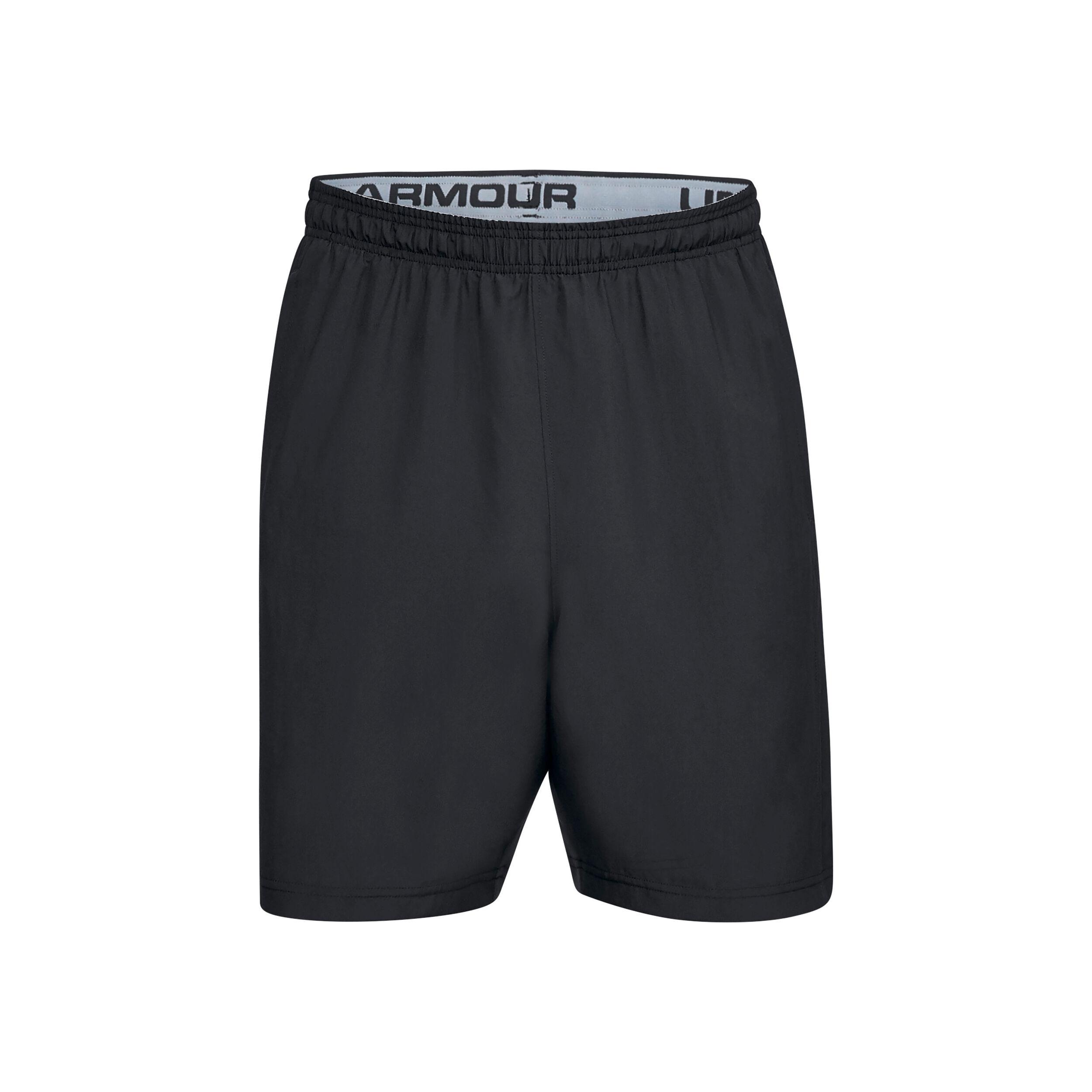 Under Armour Shorts Raid 2.0 Graphic schwarz