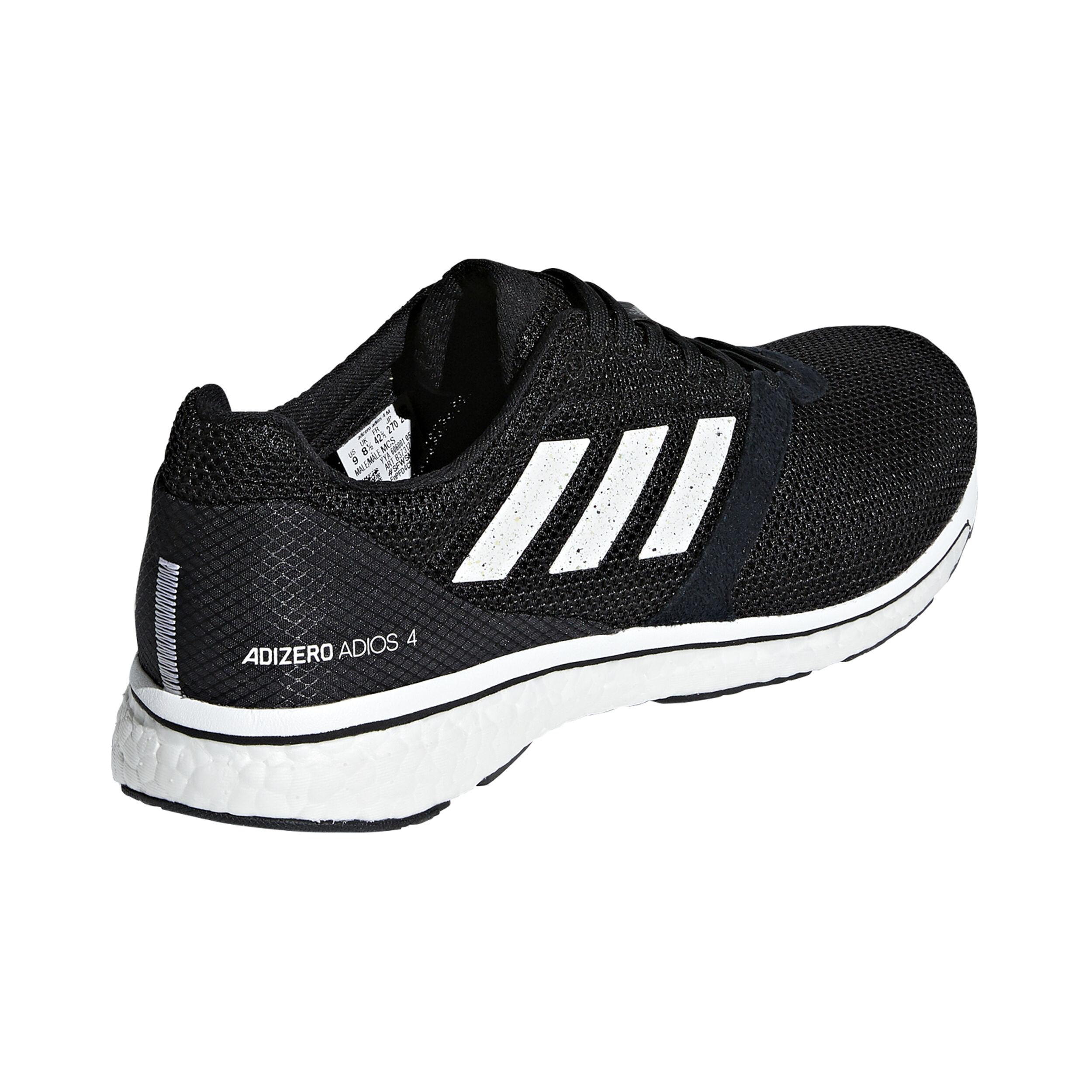 Adios Adizero Adidas 4 SchwarzDunkelgrau Wettkampfschuh Herren Nvmw8n0