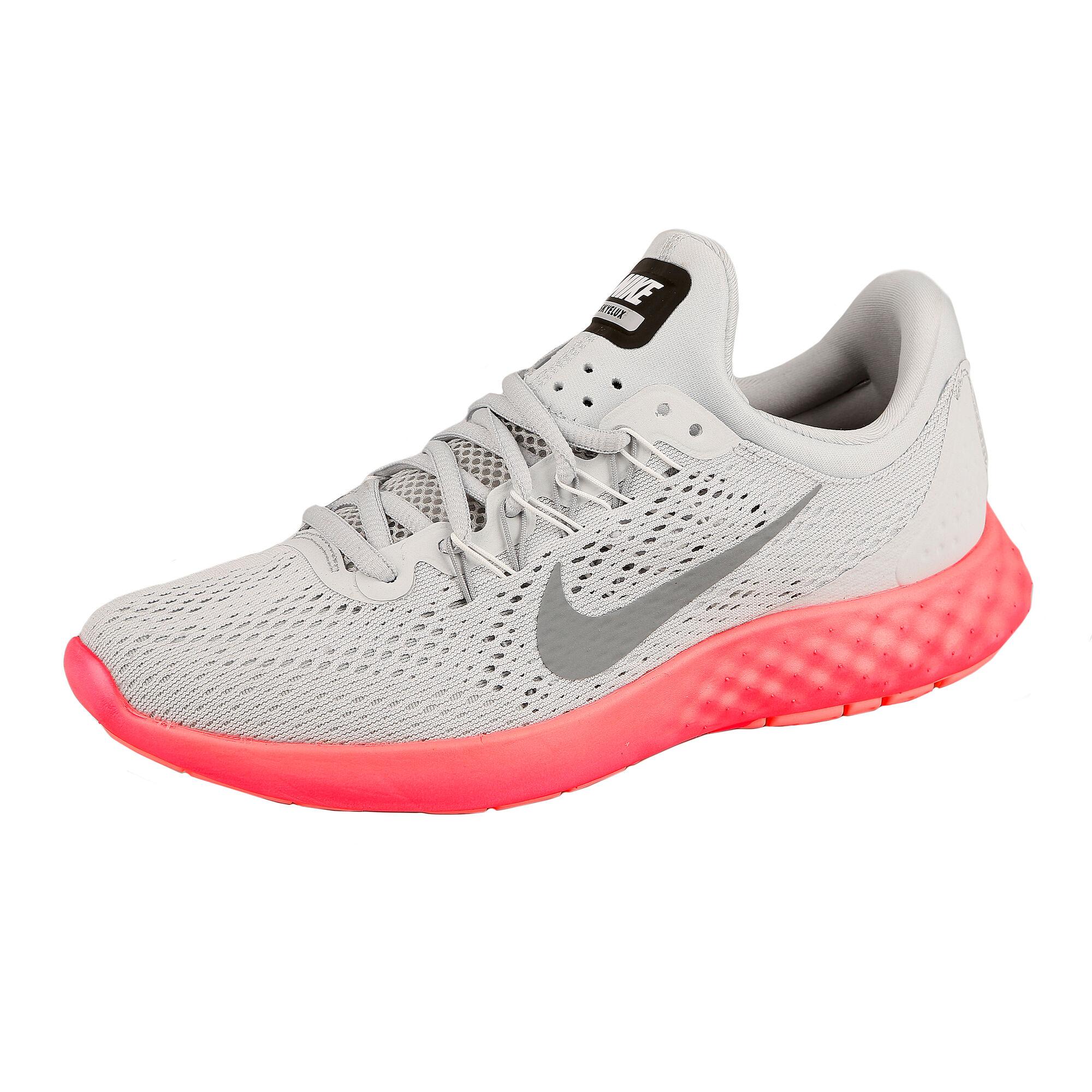 online retailer 2a8a9 8b1cf Nike Lunar Skyelux Neutralschuh Damen - Weiß, Orange online kaufen ...