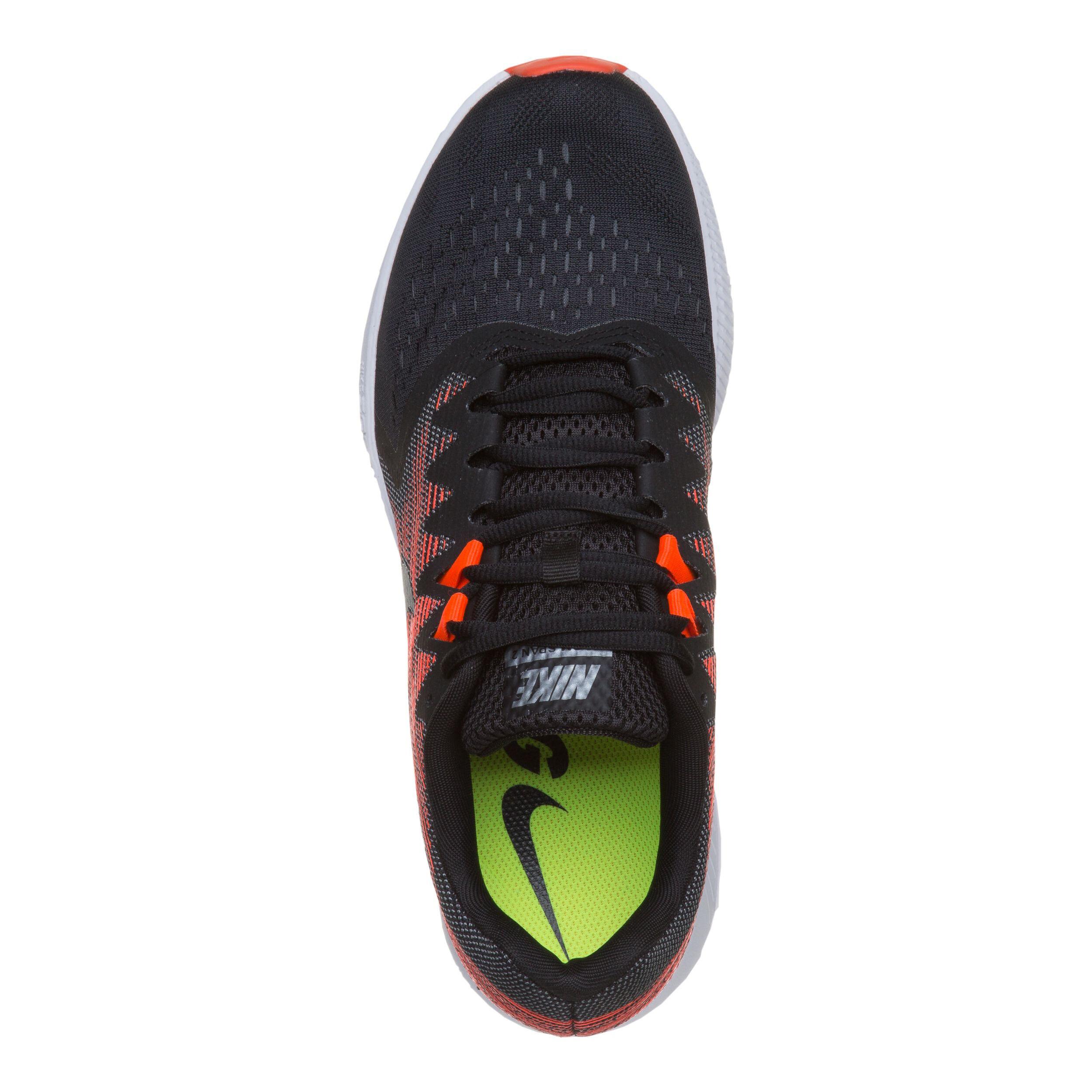 Nike Air Zoom Span 2 Neutralschuh Herren Schwarz, Orange