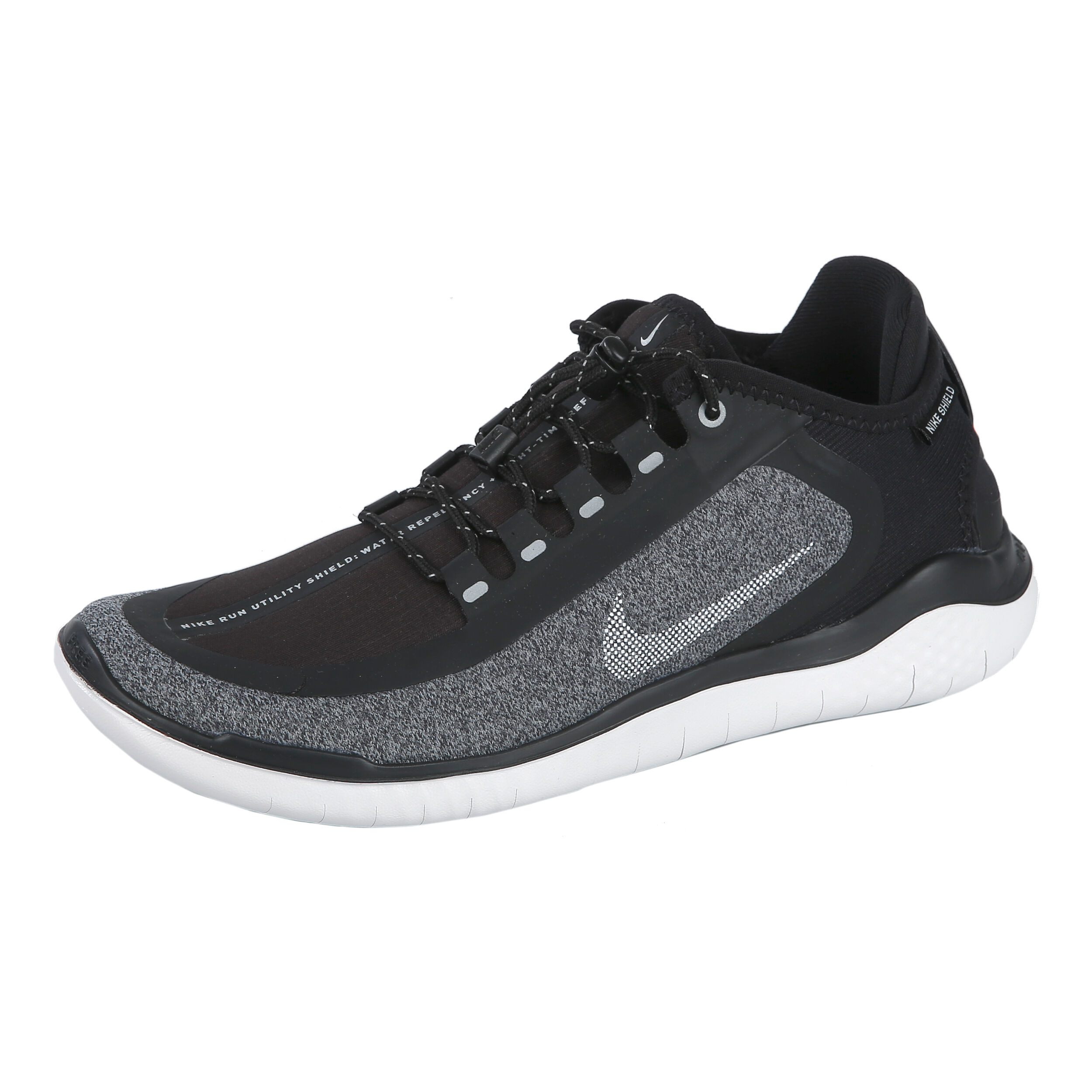 Nike Free Run 2018 Shield Natural Running Schuh Damen