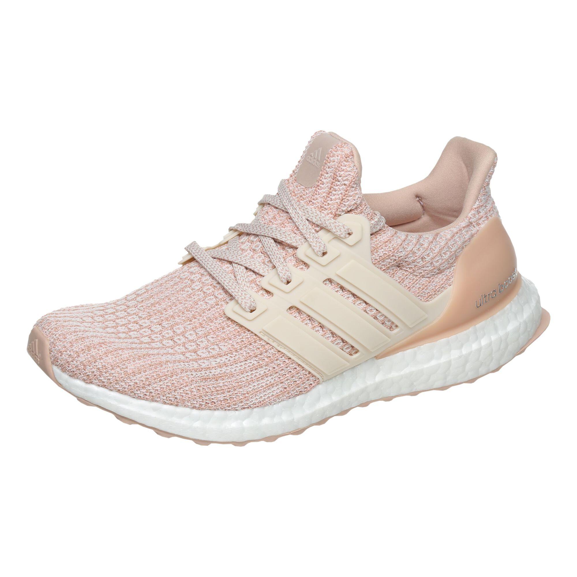 adidas Ultra Boost Neutralschuh Damen - Rosa, Creme online kaufen ... c0a5c893c2