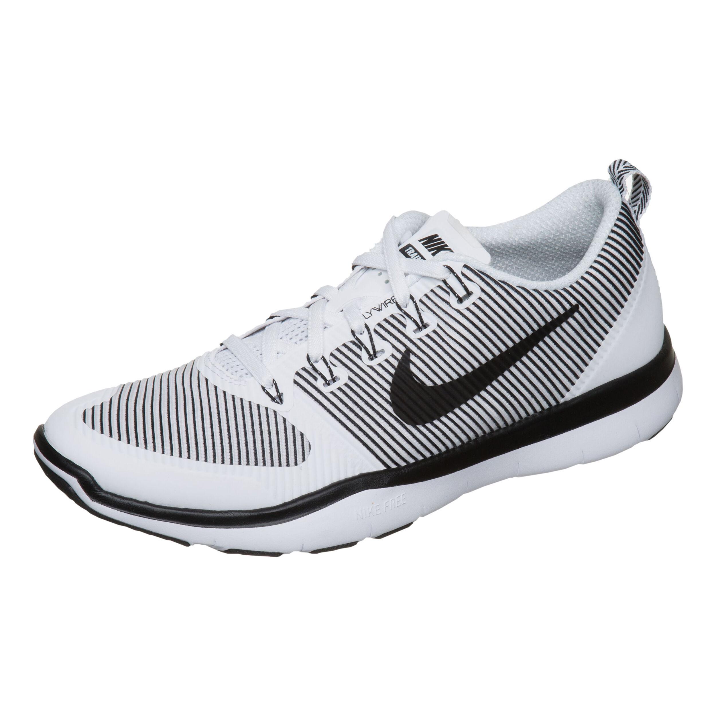 Nike Free Train Versatility WeißSchwarz Herren | 61093657