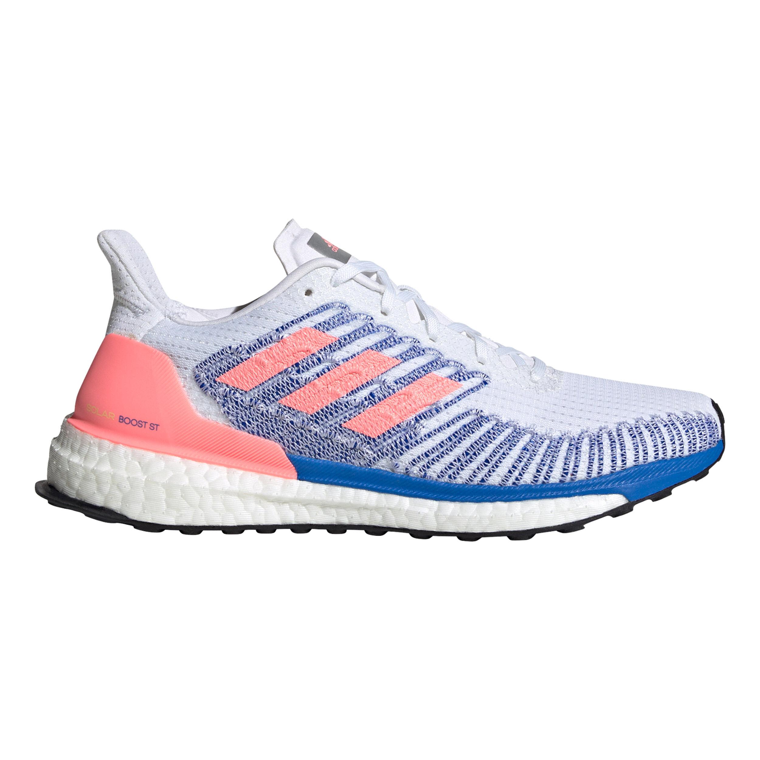 adidas Solar Boost ST 19 Stabilitätsschuh Damen Weiß, Blau