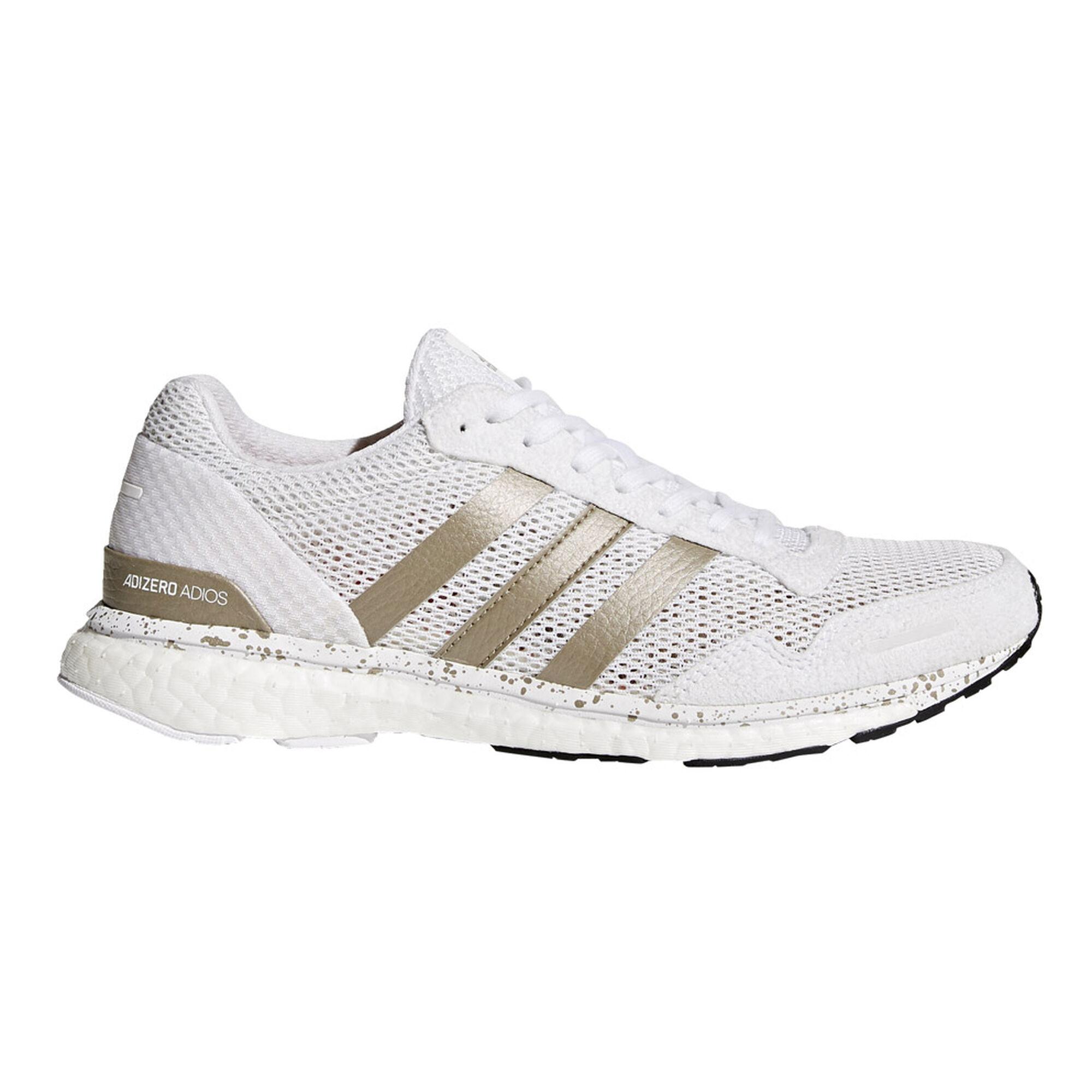 b0a42141085ded adidas Adizero Adios Wettkampfschuh Damen - Weiß