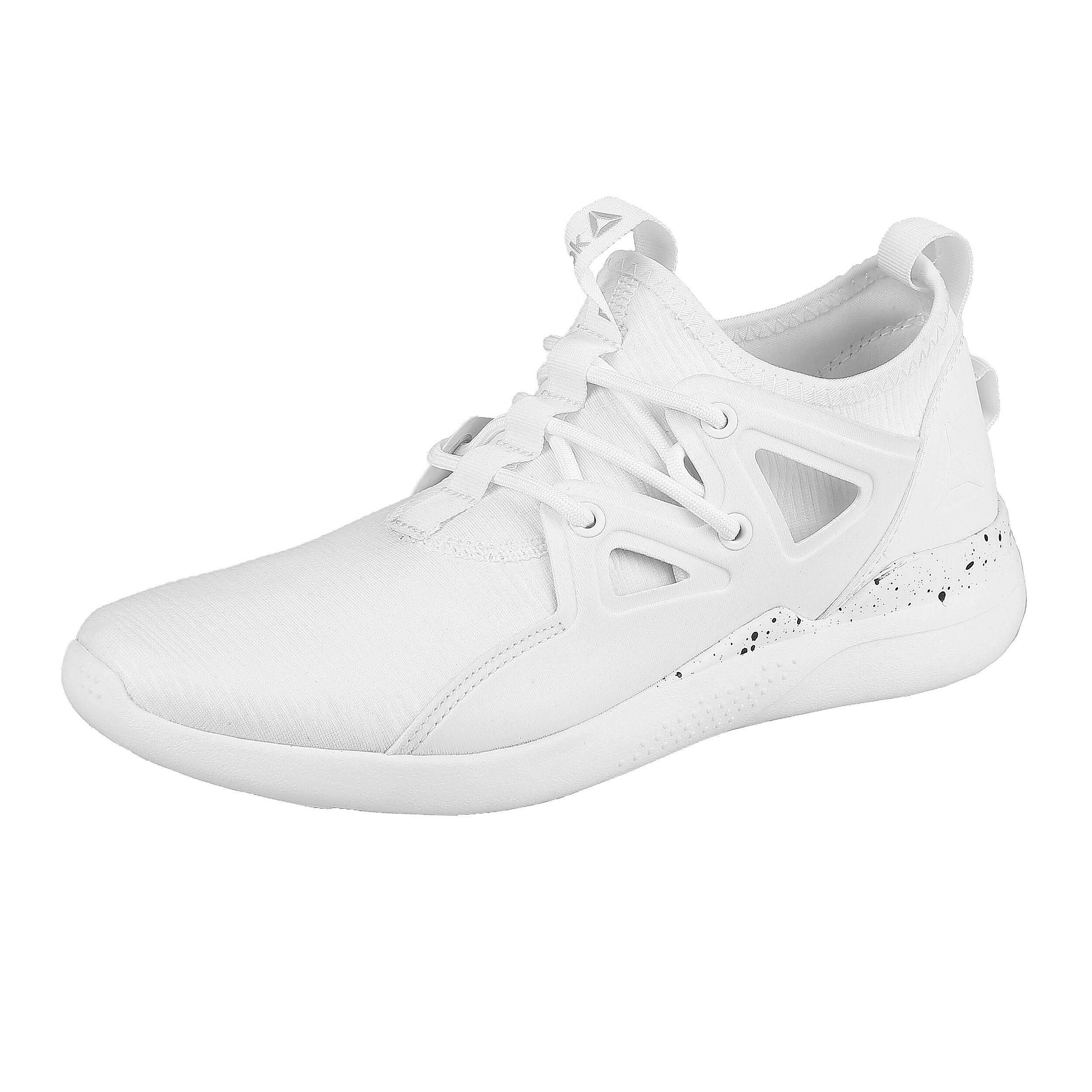 Reebok Cardio Motion Fitnessschuh Damen Weiß, Schwarz