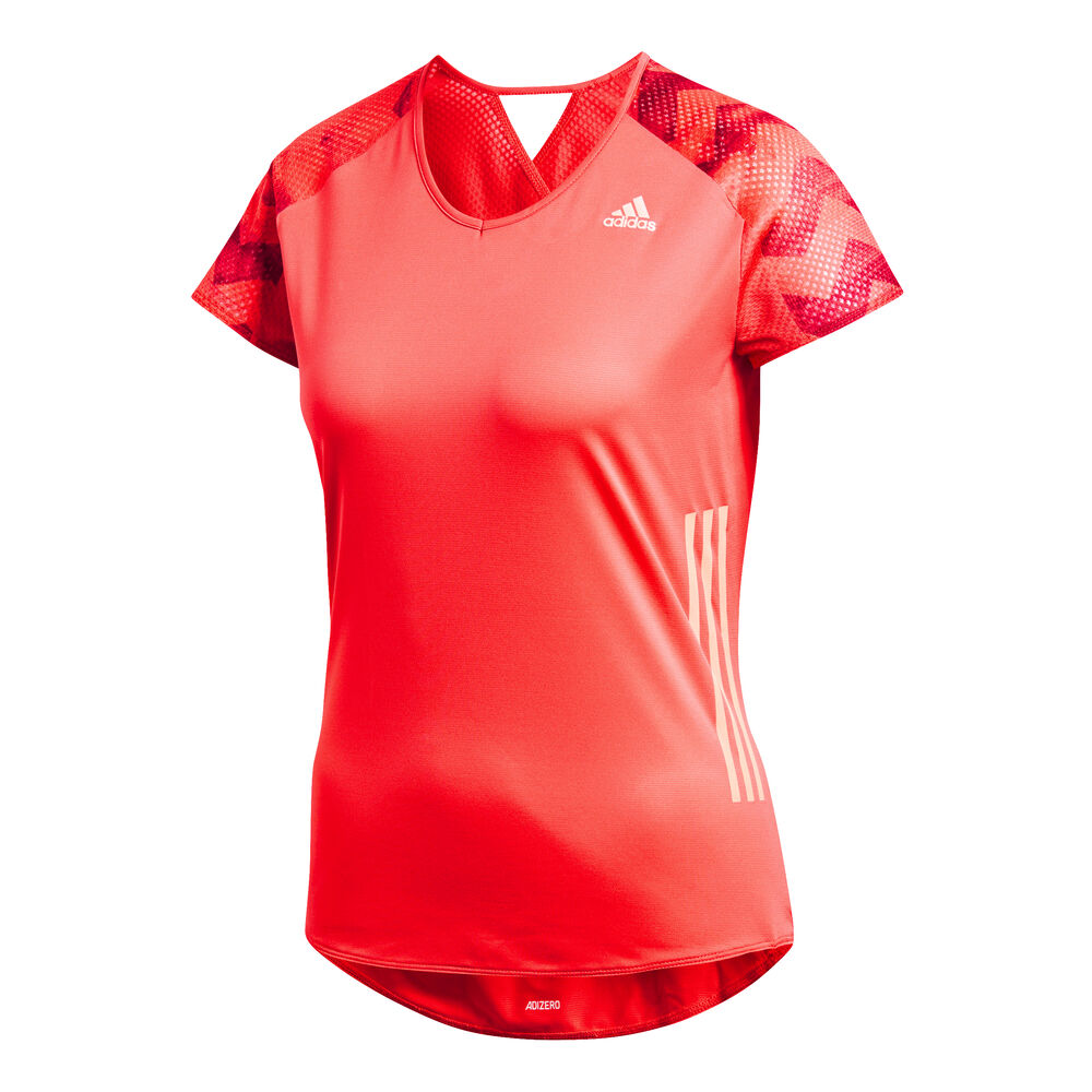 adidas Adizero T-Shirt Damen S CE0323