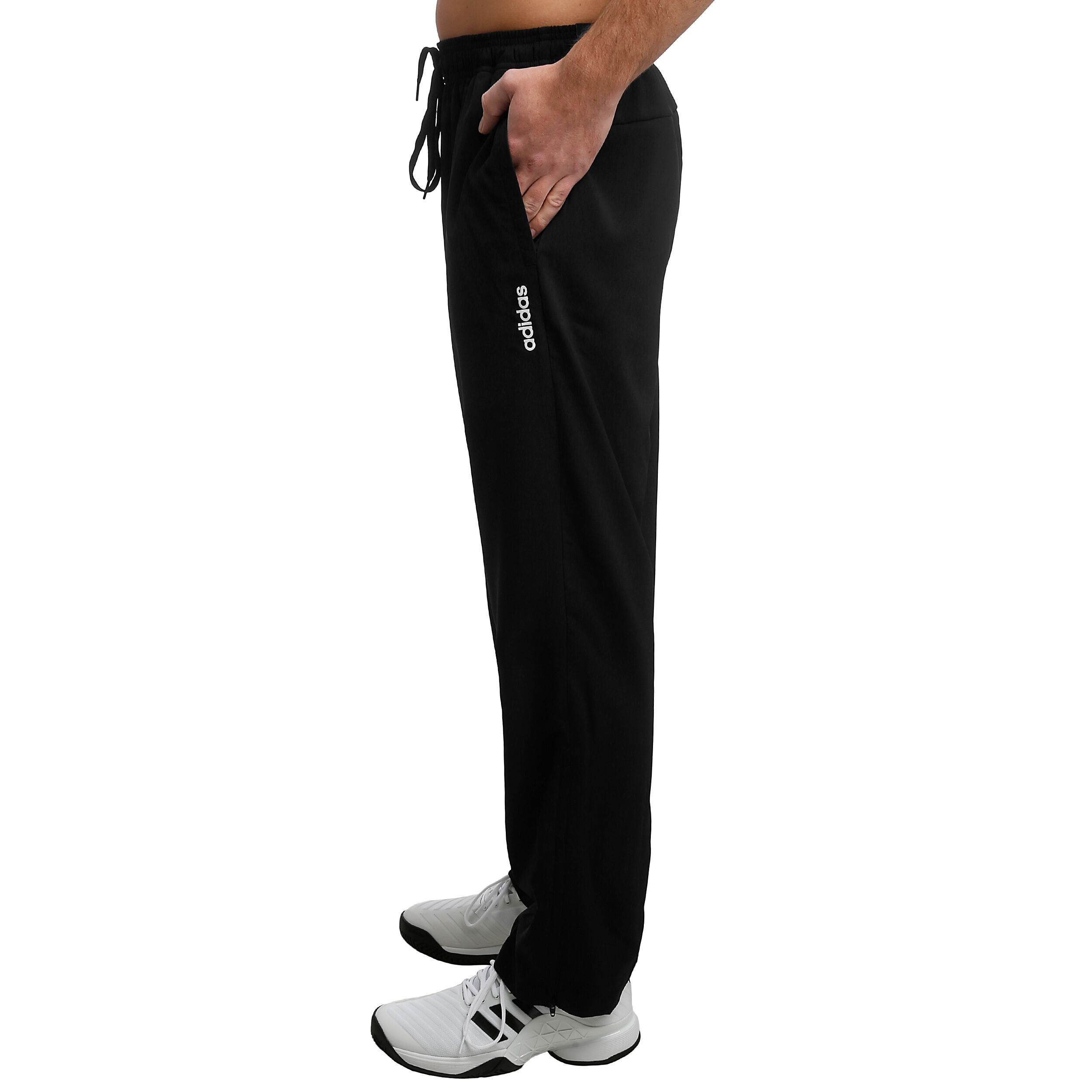 adidas essential stanford open hem pants mens