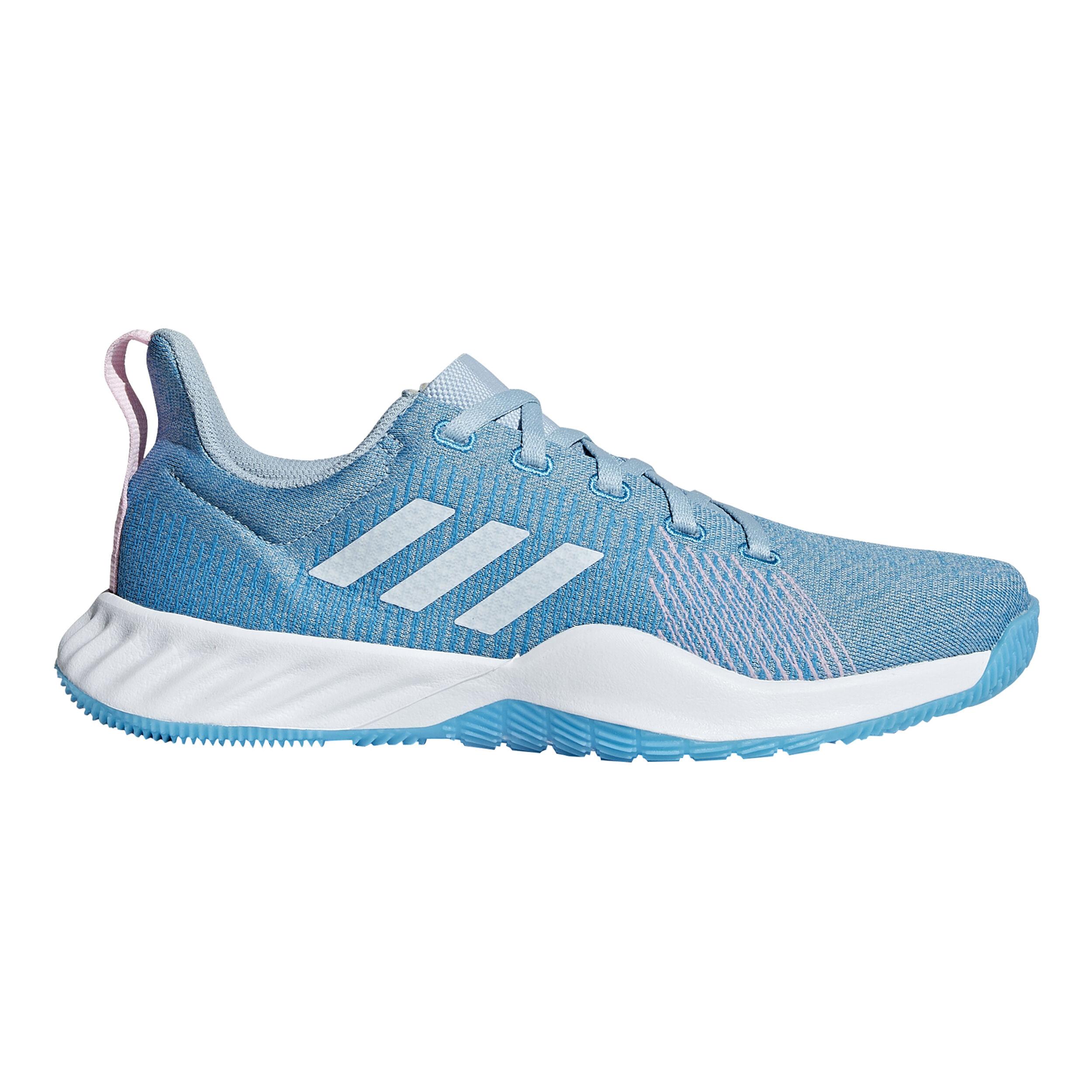 Adidas Solar LT Trainer Fitnessschuh Damen Blau, Weiß online ... Rückmeldung zur Bestätigung