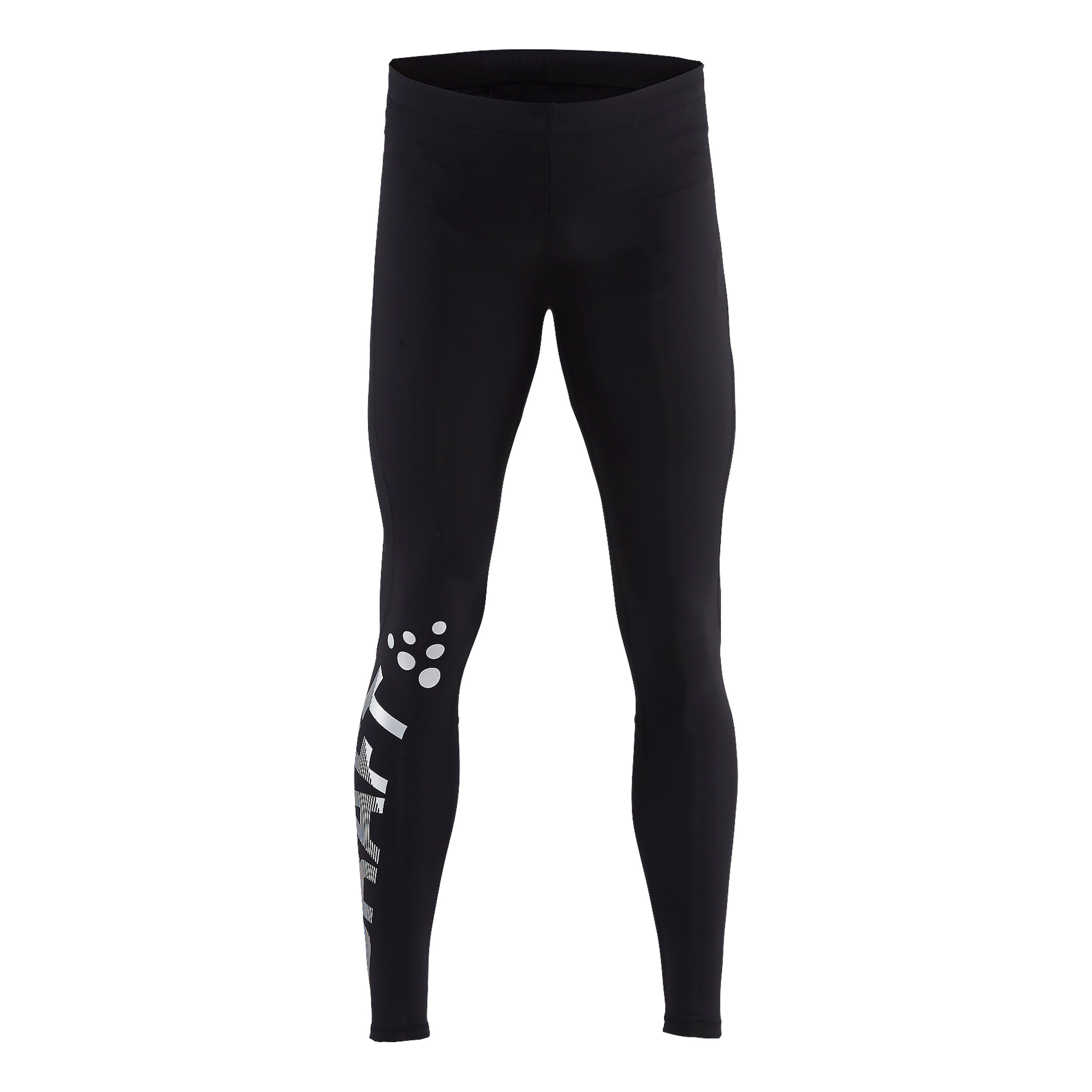 Craft Delta 2.0 Long Tight Herren Schwarz, Silber