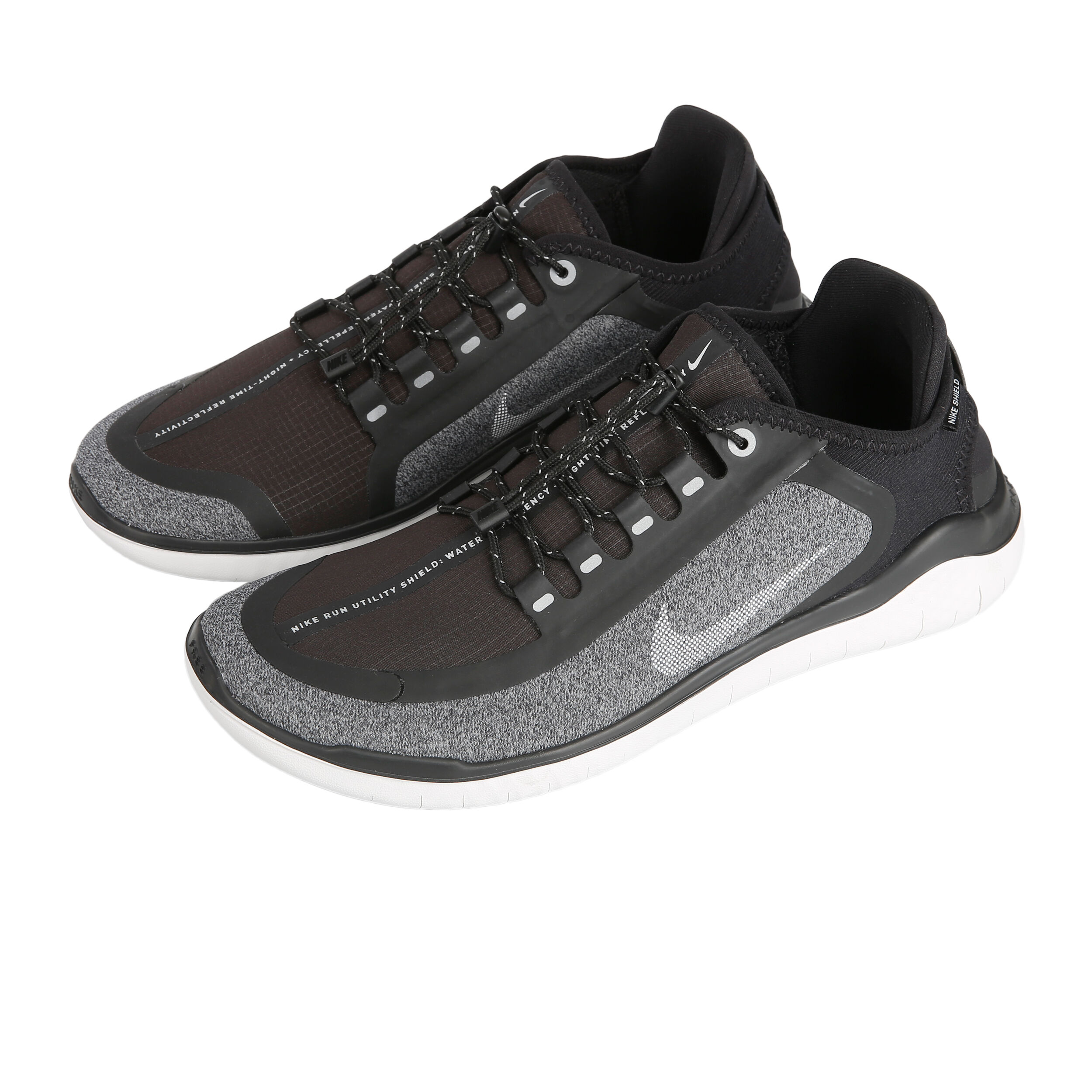 Nike Free Run 2018 Shield Natural Running Schuh Herren