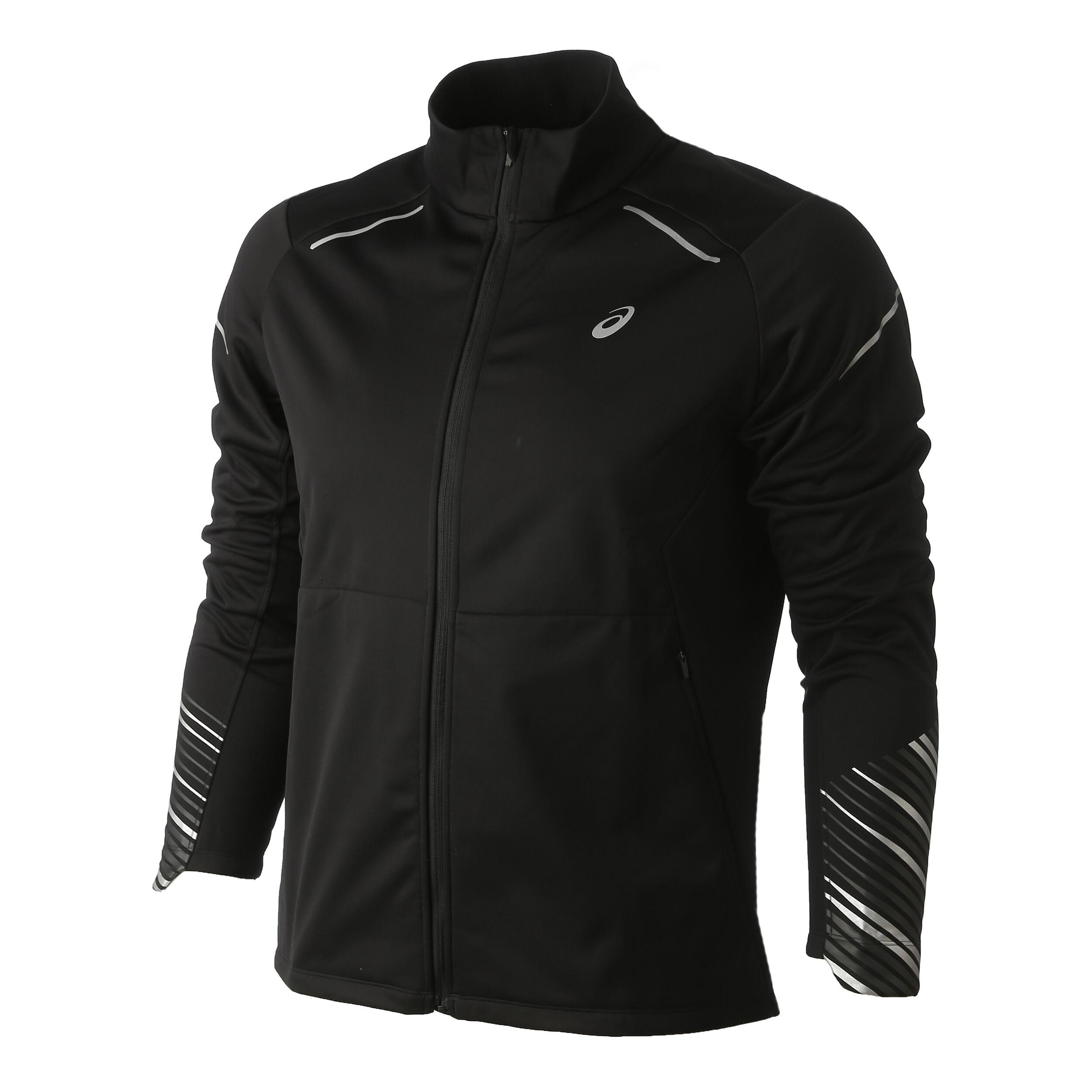 Asics Lite Show Winter Trainingsjacke Damen Dunkelgrün | online kaufen | Tennis Point