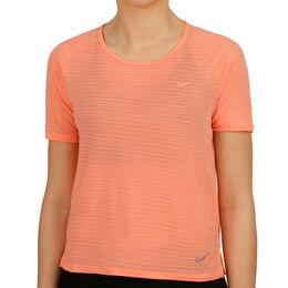 Miler Short-Sleeve Running Top Women