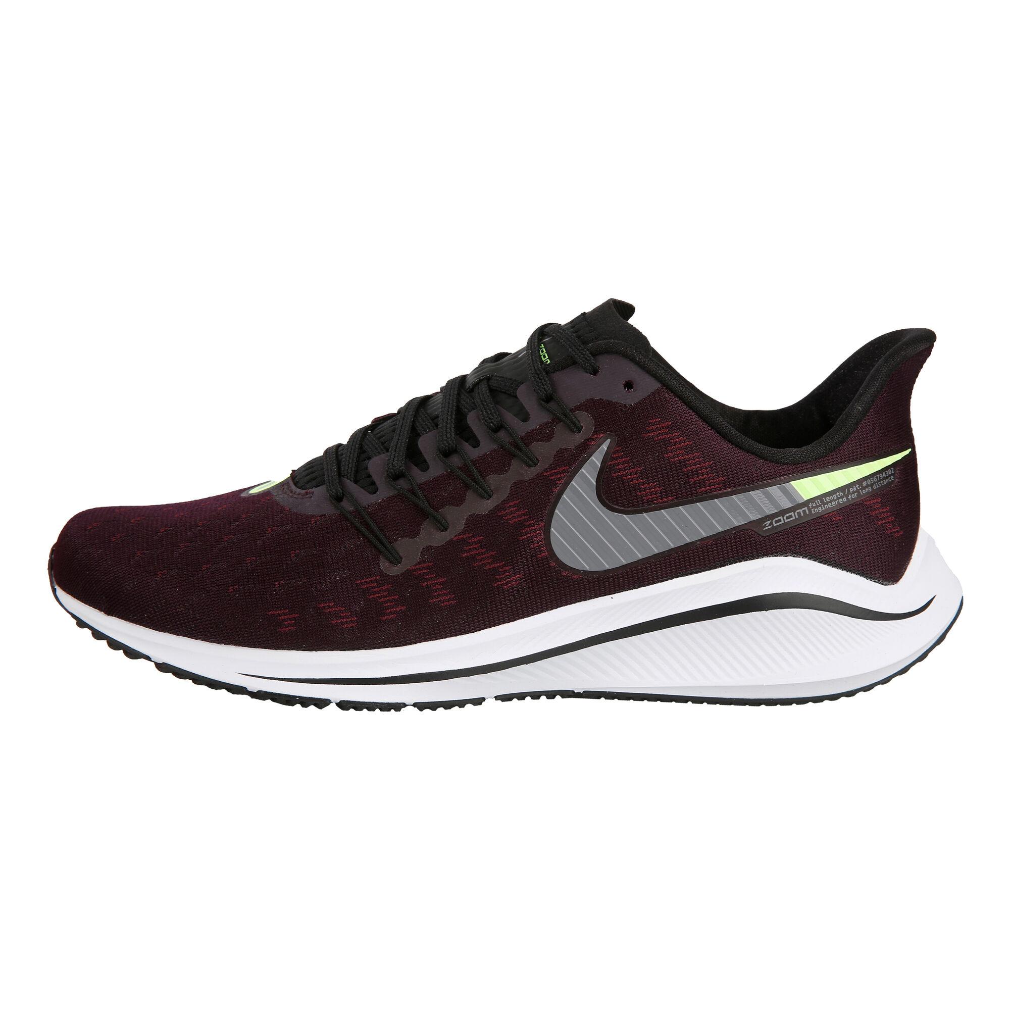 bf331aff90bb79 Nike Air Zoom Vomero 14 Neutralschuh Herren - Dunkelrot