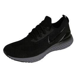 76e0e7a5647d86 Nike Laufschuhe · Epic React Flyknit 2 Neutralschuh Herren - Schwarz