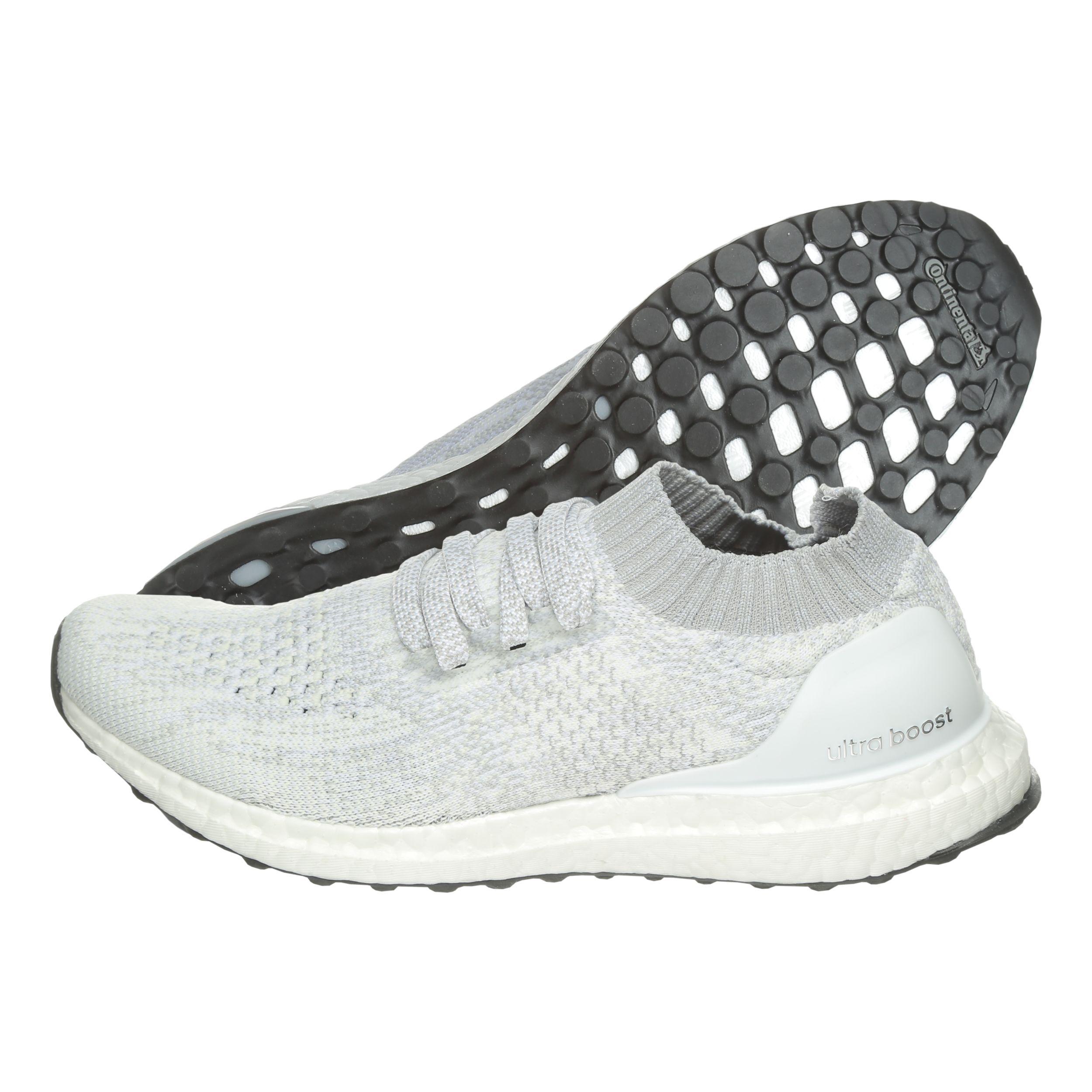 adidas Ultra Boost Uncaged Neutralschuh Damen Weiß