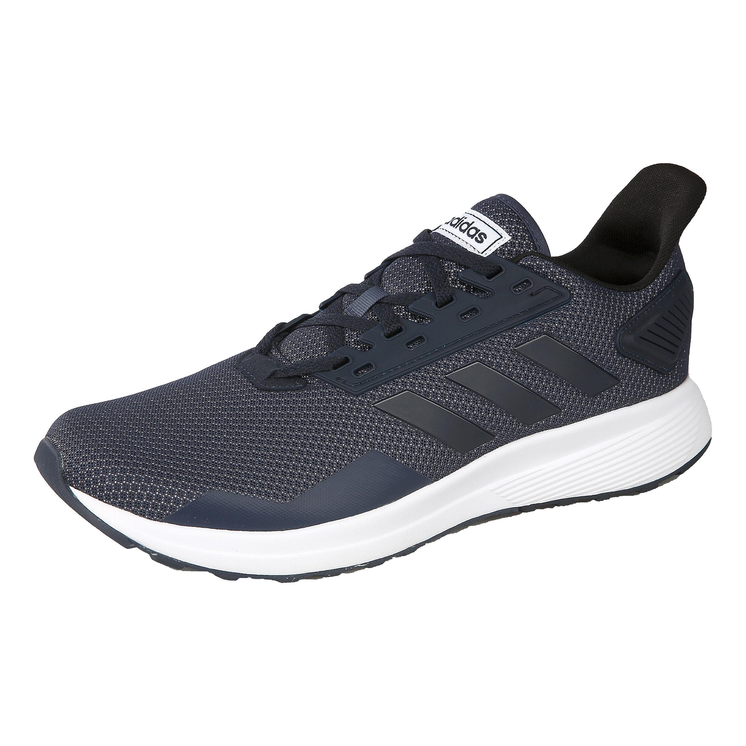 laufschuhe bis 50% reduziert jogging point  adidas laufschuhe � duramo 9 neutralschuh herren dunkelblau