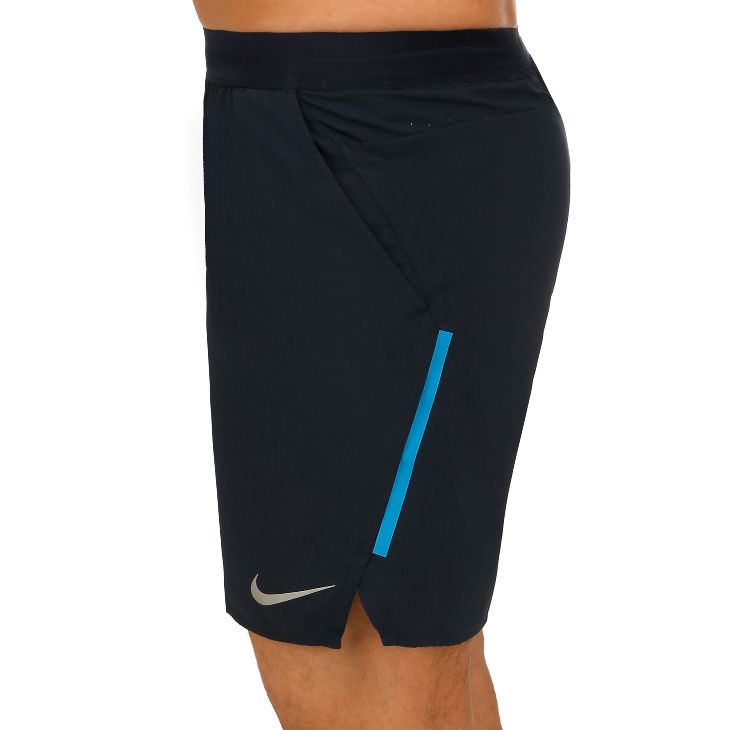 Nike Flex Stride BF 7IN Shorts Herren Dunkelblau, Blau