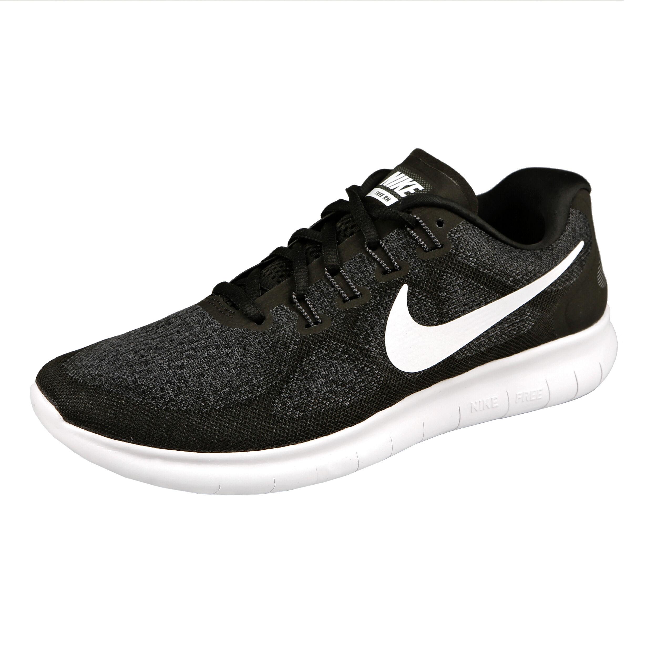 Nike Free 2017 Fitnessschuh Damen Schwarz, Weiß