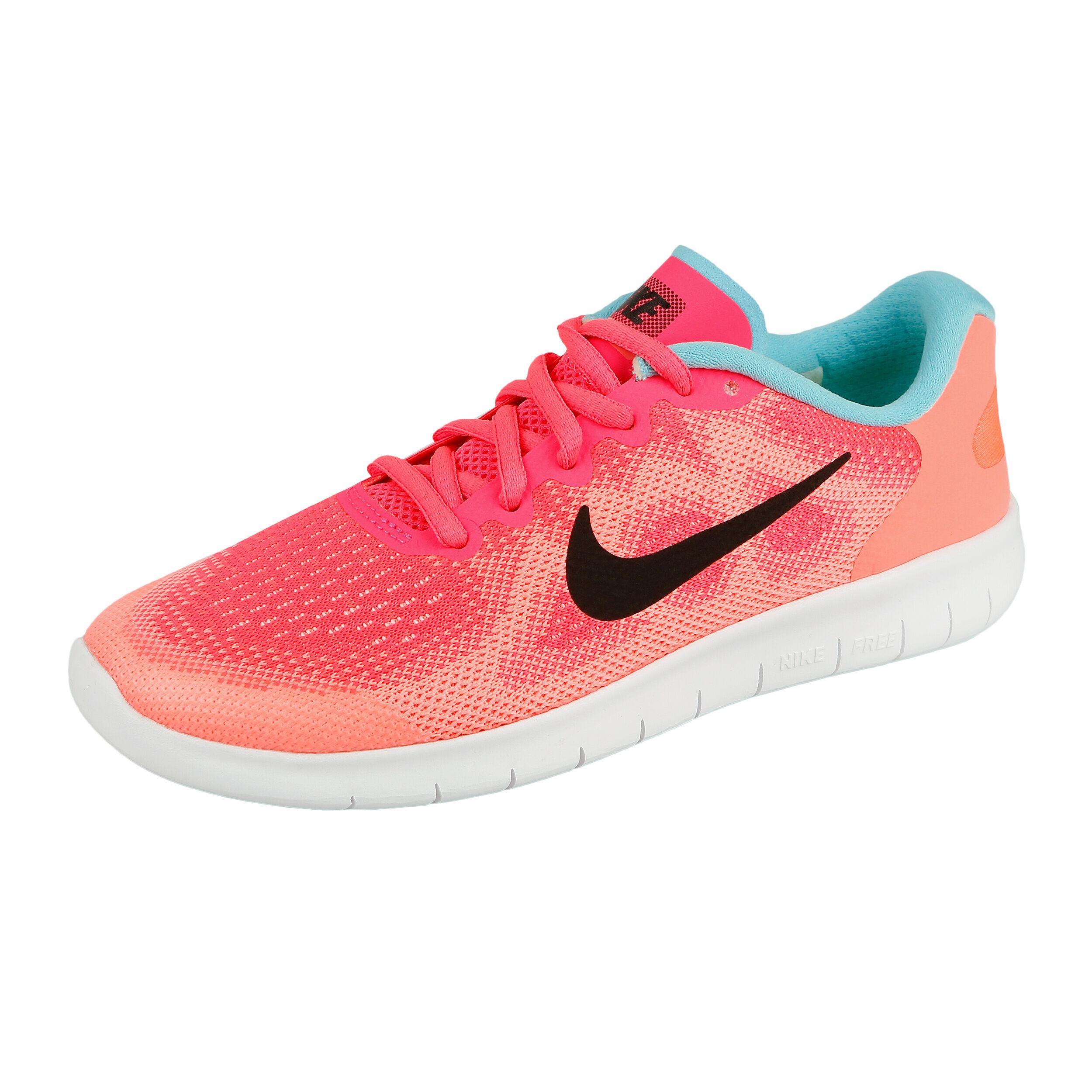 2017 Online Kaufen Nike Free Run 2 Gs Schuhe Schwarz Rosa