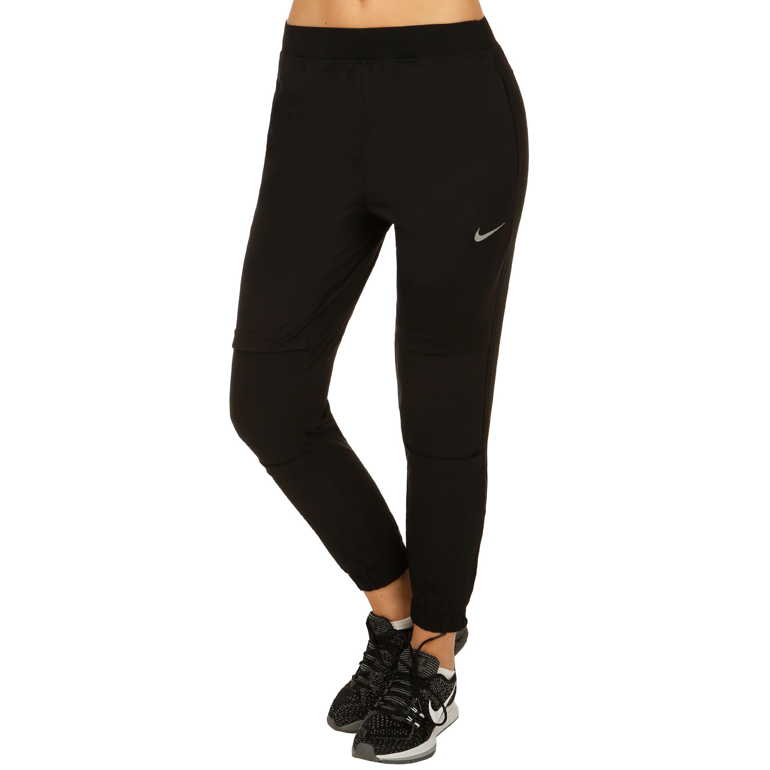 Nike Shield Swift Laufhose Damen Schwarz, Grau online