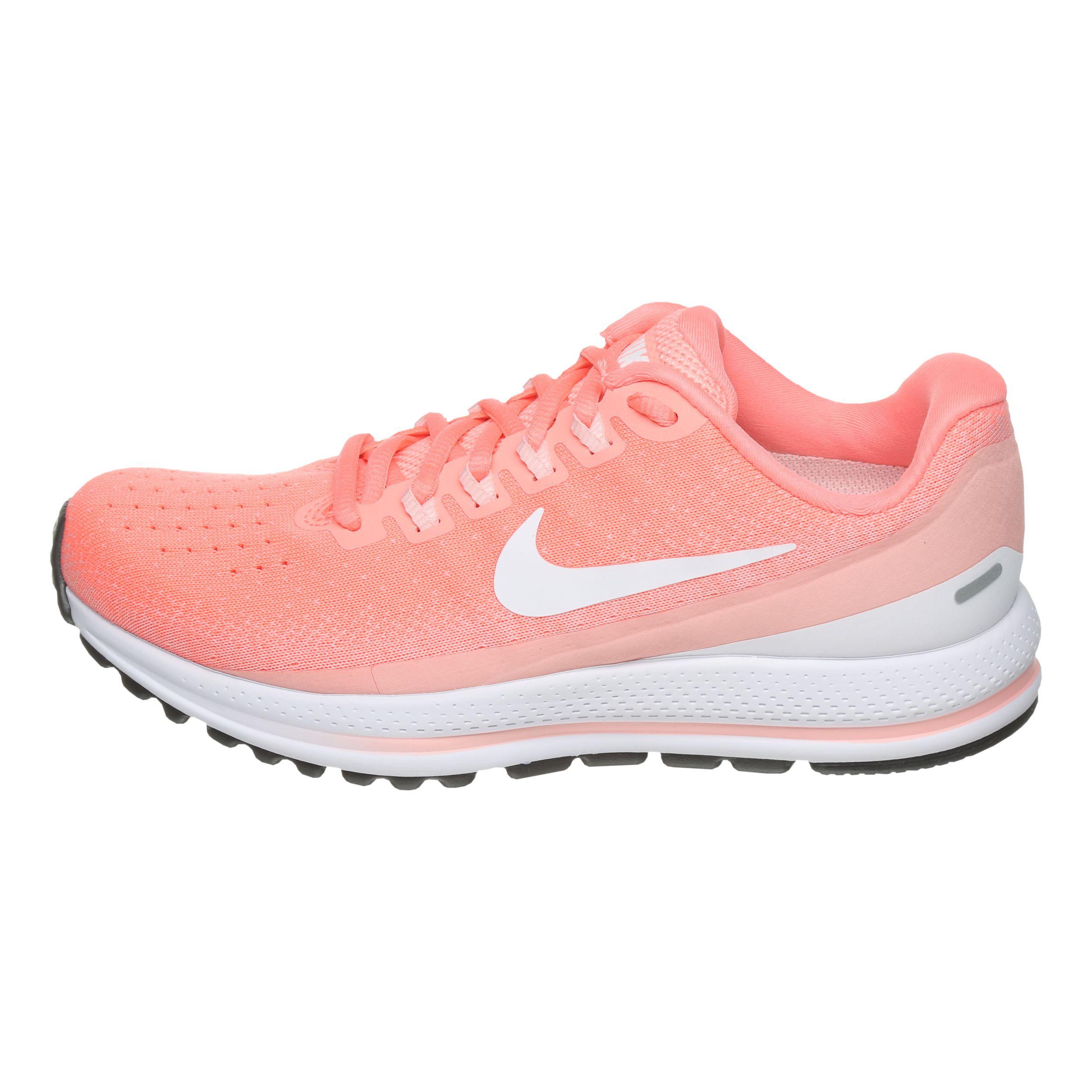 Nike Air Zoom Vomero 13 Neutralschuh Damen Rosa, Weiß